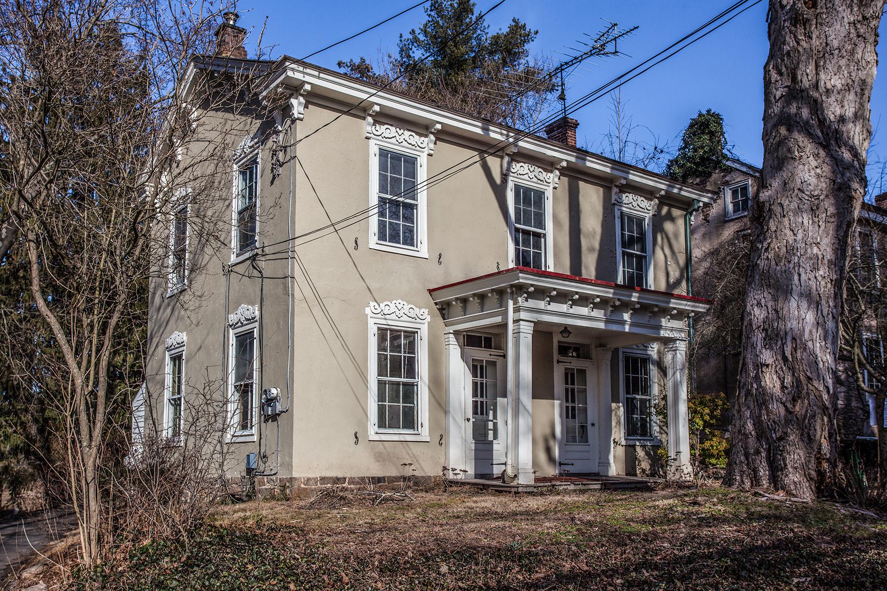 sales property at Carversville, PA