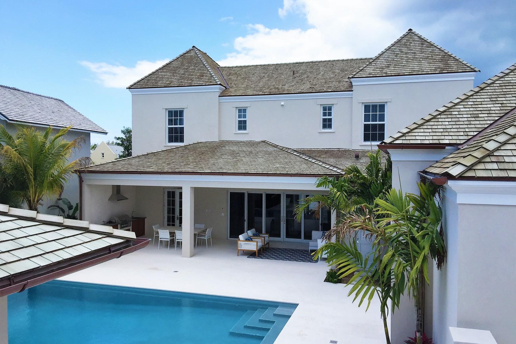 Einfamilienhaus für Verkauf beim Albany Club Villa Albany, South Ocean, New Providence/Nassau Bahamas