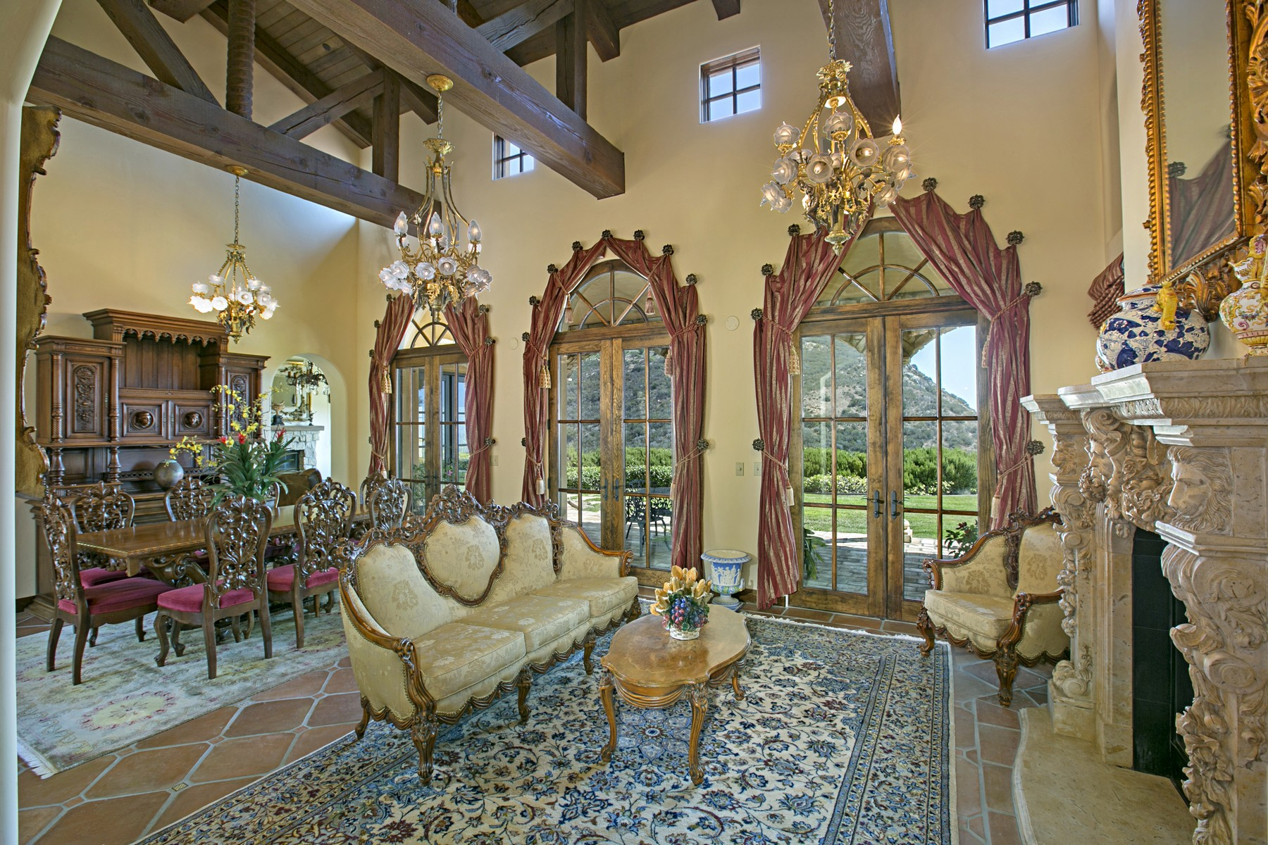 Additional photo for property listing at 18113 El Brazo  Rancho Santa Fe, 加利福尼亚州 92067 美国
