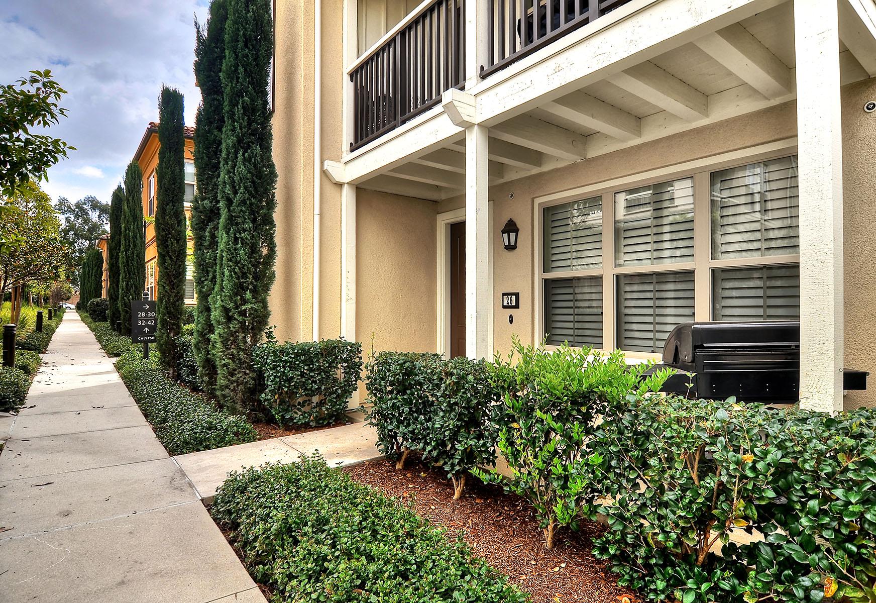 Кооперативная квартира для того Продажа на 26 Calypso Irvine, Калифорния 92618 Соединенные Штаты