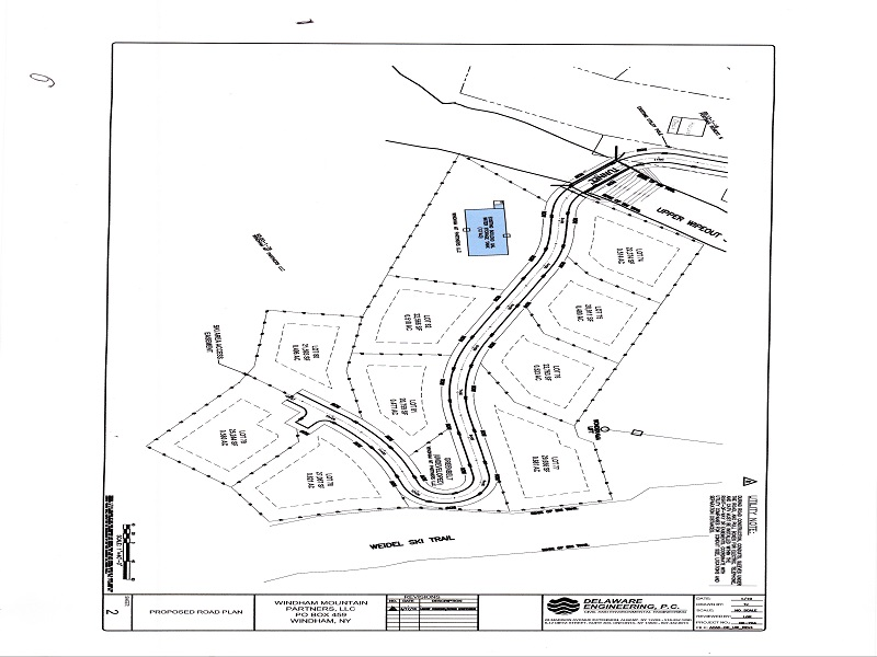 Additional photo for property listing at Windham Mountain Ski-On-Ski-Off Home Sites Lot#80 Upper Wipeout/Club Road Windham, New York 12496 United States