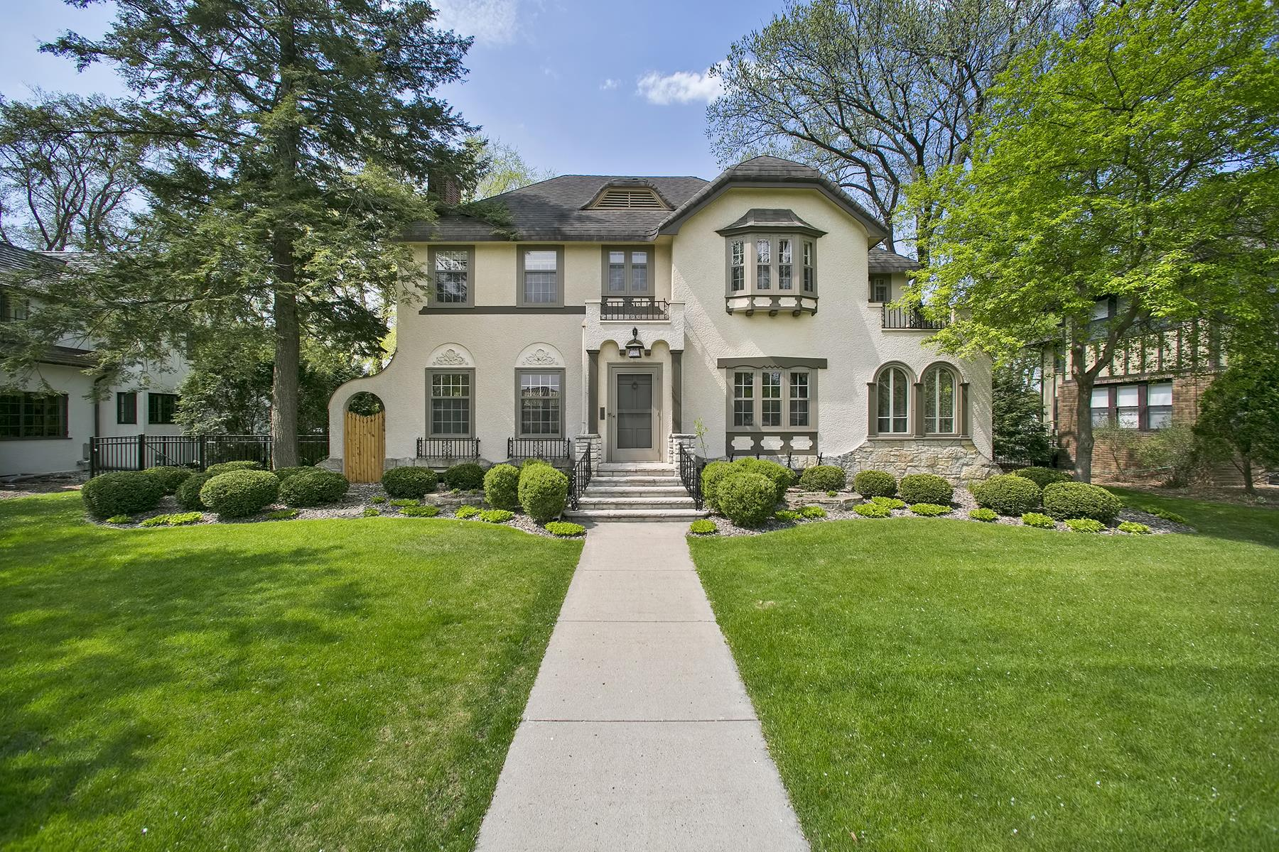 Single Family Home for Sale at 4628 Browndale Avenue Edina, Minnesota, 55424 United States