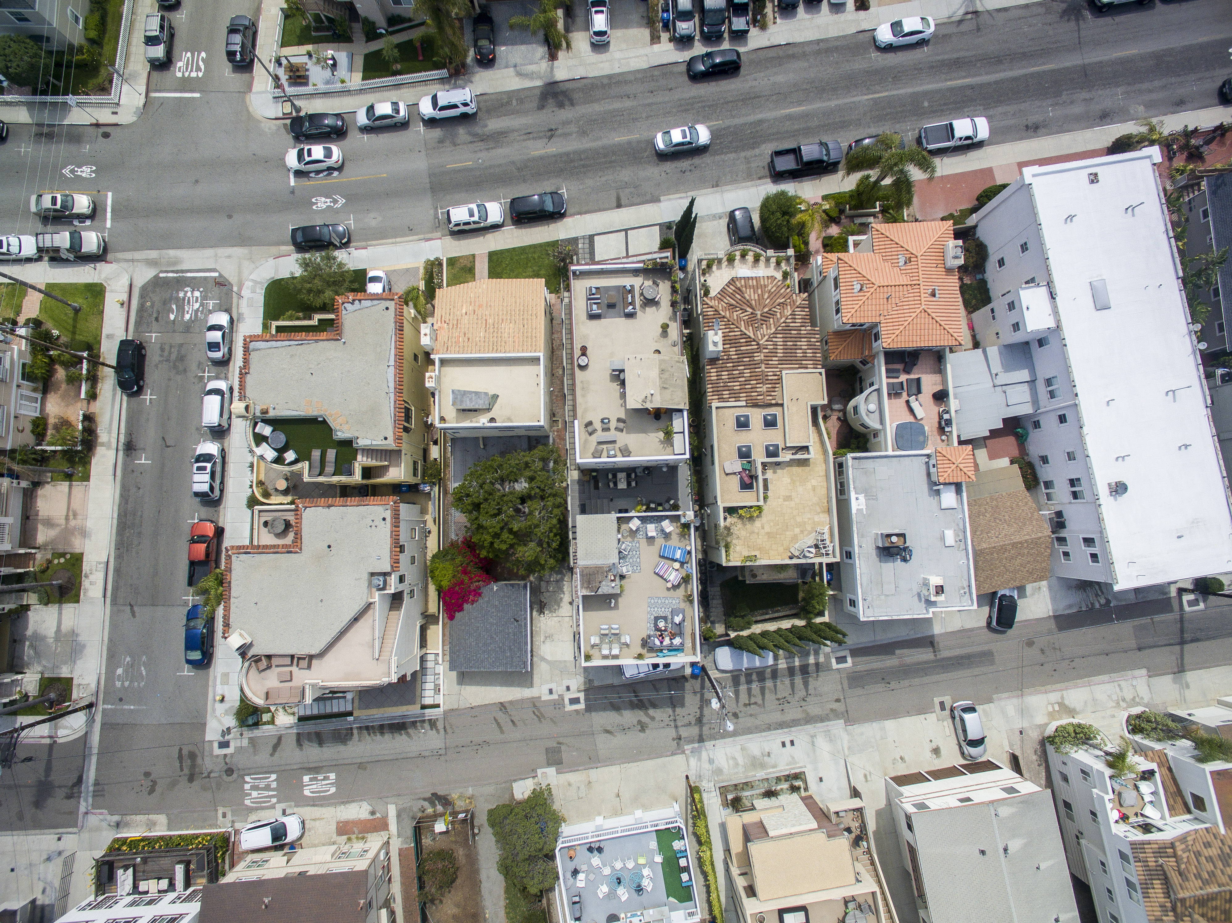 Dubleks için Satış at Ocean View Duplex 1620 Monterey Blvd. Hermosa Beach, Kaliforniya, 90254 Amerika Birleşik Devletleri