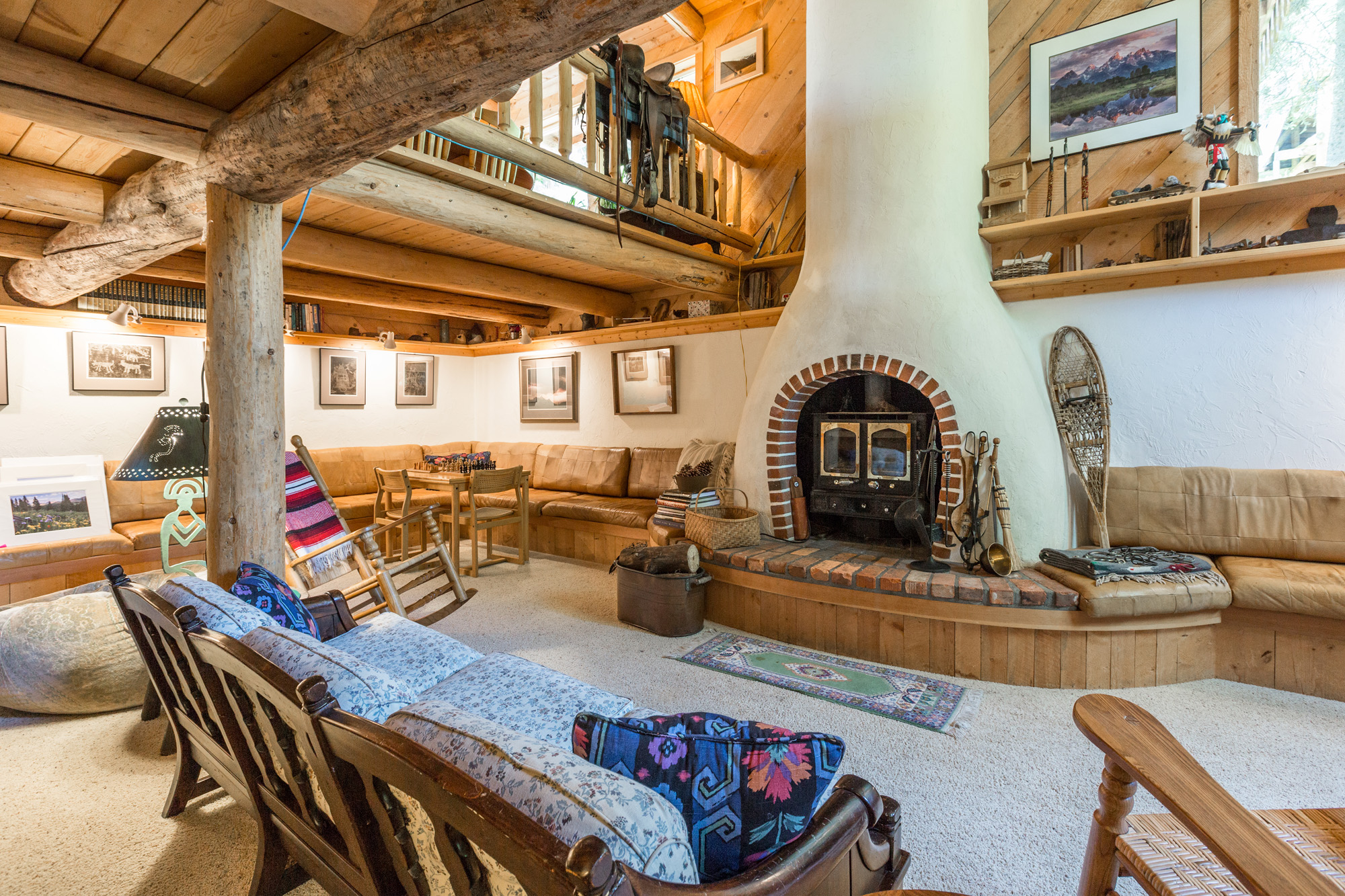 Property For Sale at Teton Treehouse in Downtown Wilson