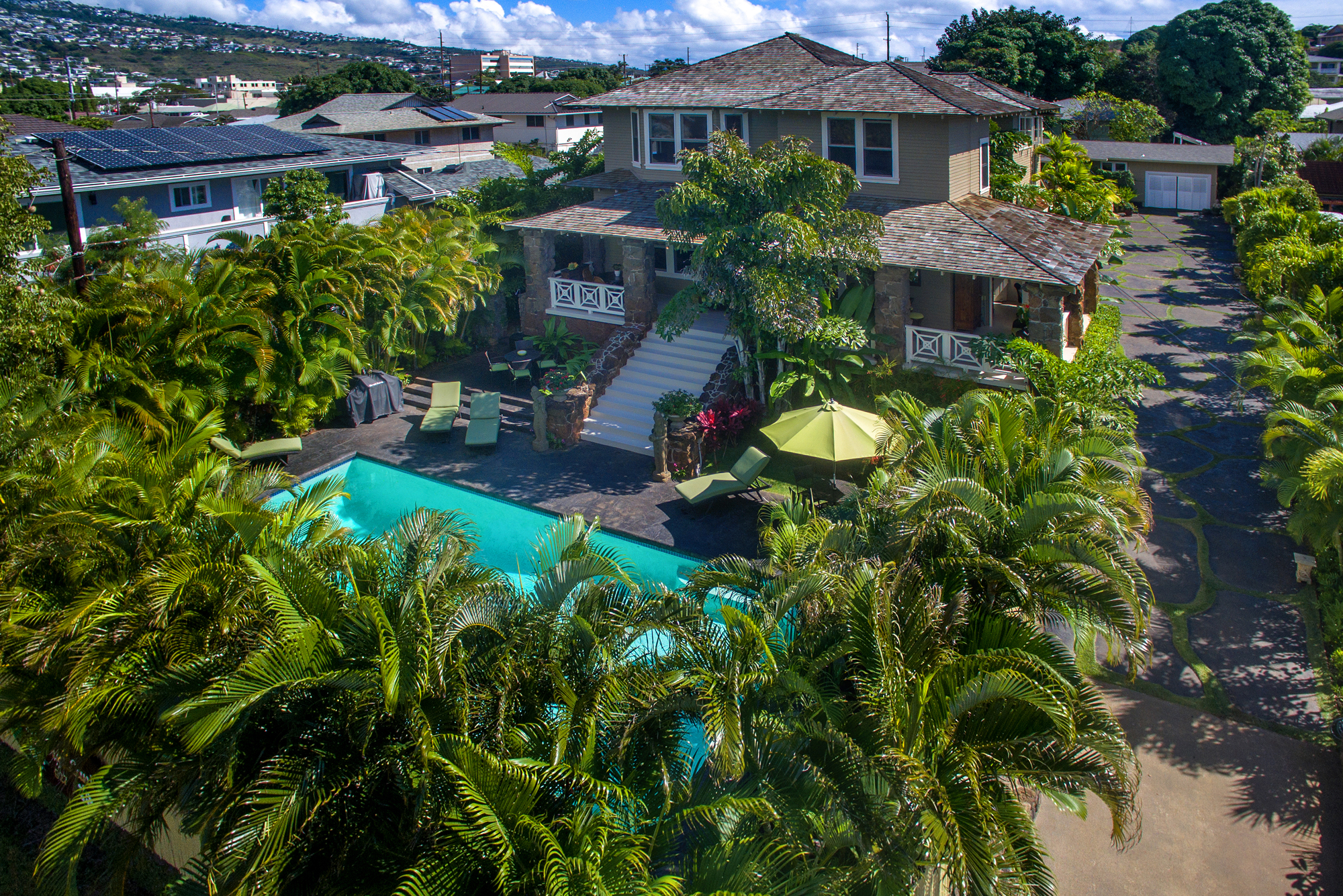 sales property at Enchanting Estate in Diamond Head