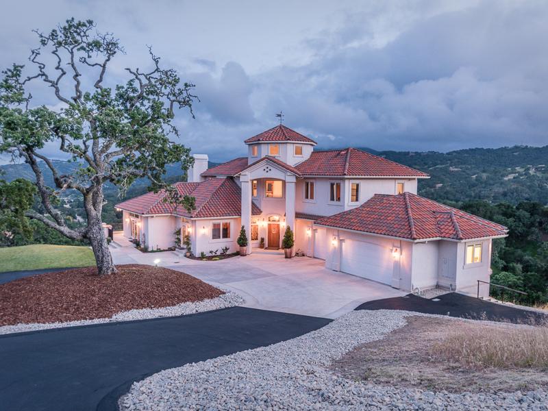 sales property at Impressive Custom Home 9.7+/- Acres