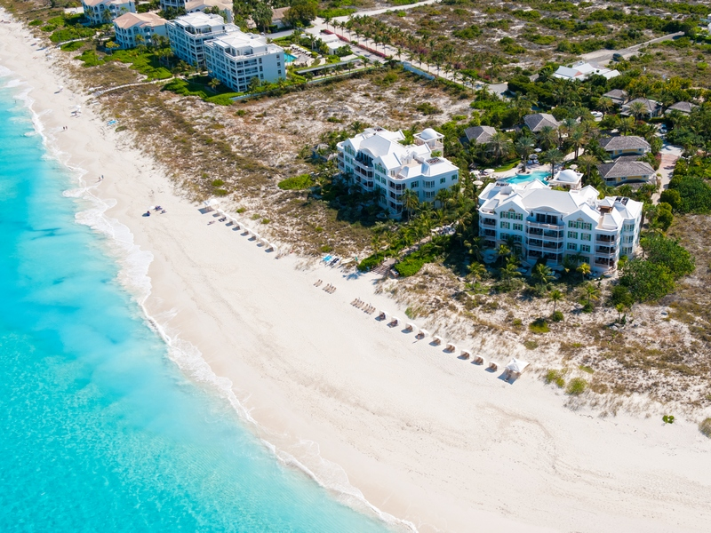 Condominium for Sale at Point Grace - Suite E202 Grace Bay, Providenciales Turks And Caicos Islands