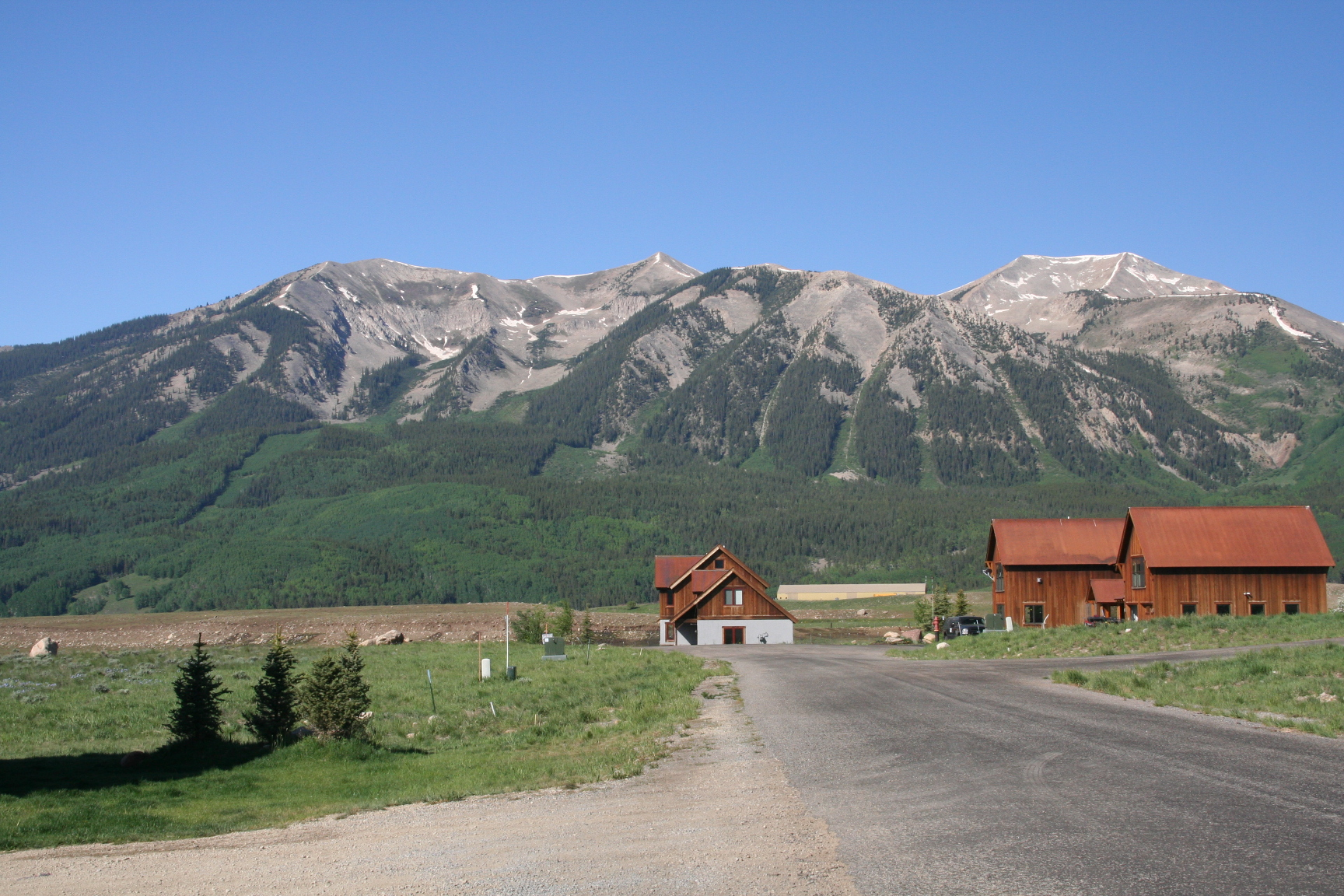 Land for Sale at Serene Location 40 Chestnut Lane Crested Butte, Colorado 81224 United States
