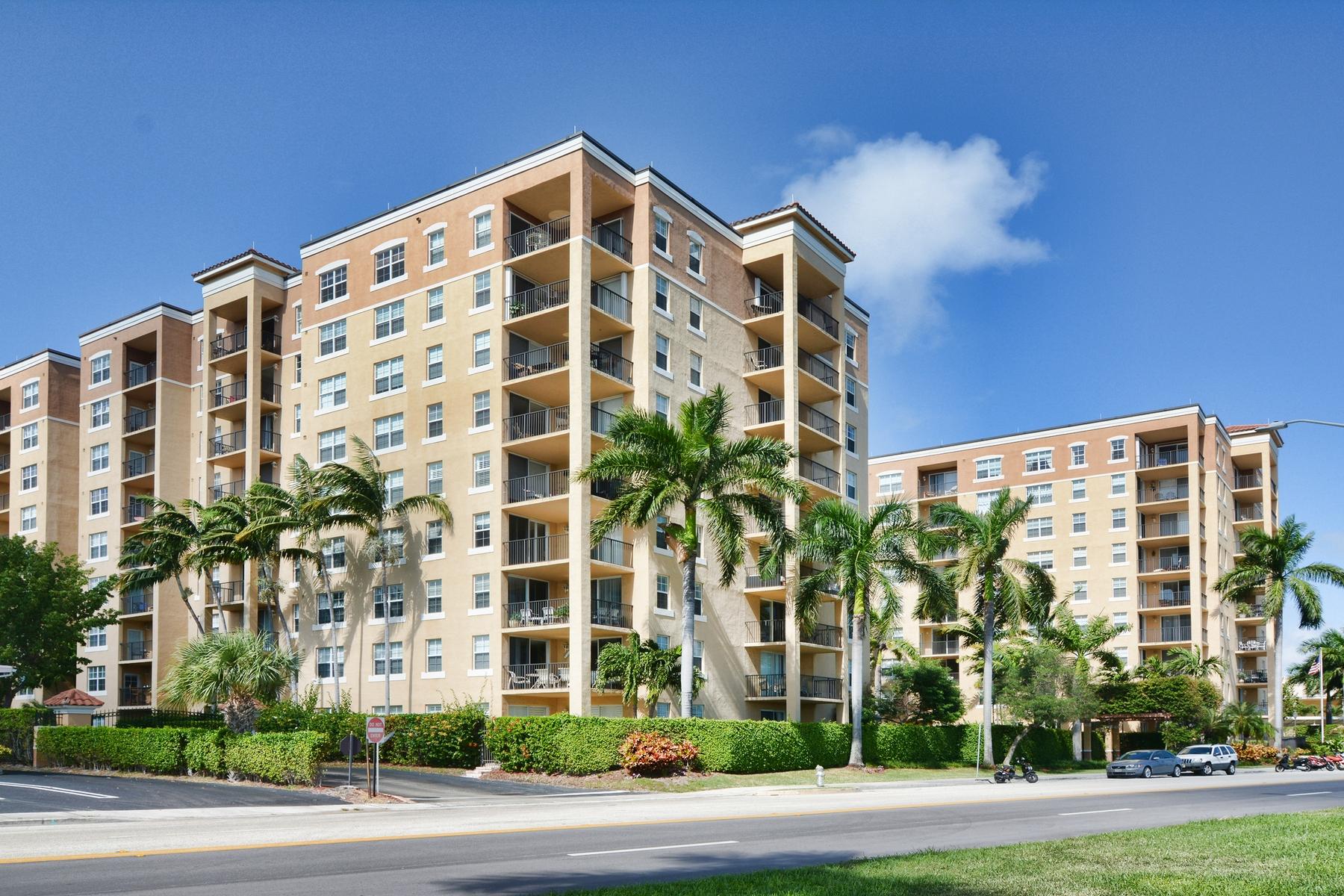 Кооперативная квартира для того Продажа на 1801 N Flagler Dr., 804 West Palm Beach, Флорида, 33407 Соединенные Штаты
