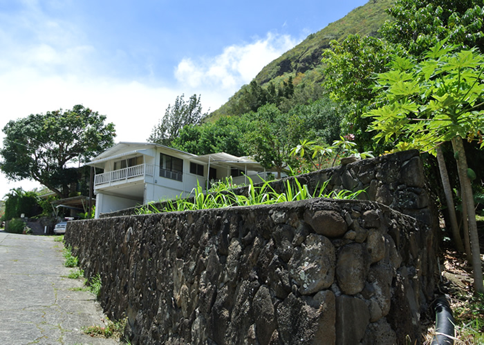 Single Family Home for Sale at 1.77 Acres of Tranquil Living 2165 10th Avenue #B Palolo, Honolulu, Hawaii 96816 United States