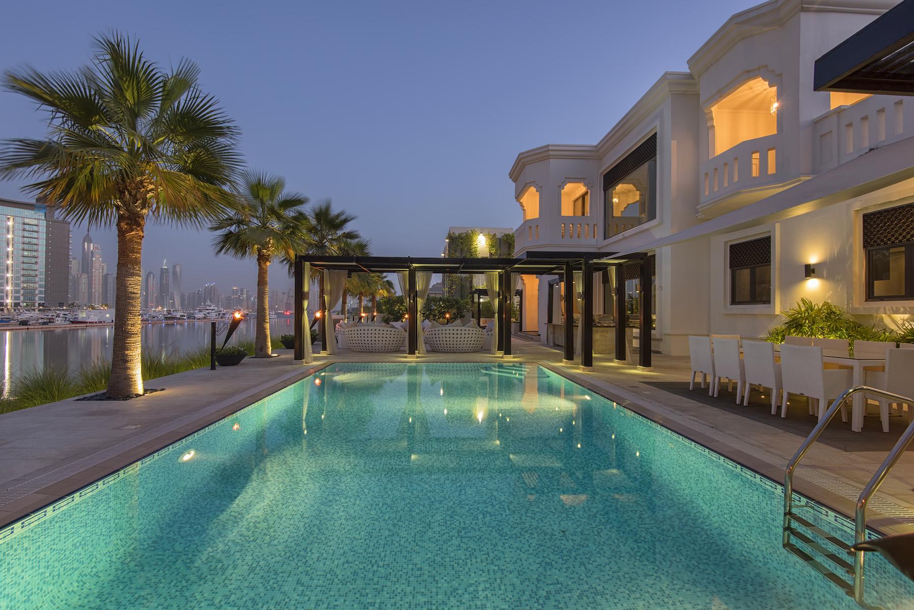 Single Family Home for Sale at Italian Luxury Beachfront Living at Palm Jumeirah Dubai, Dubai United Arab Emirates