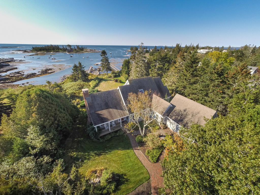 Single Family Home for Sale at 1035 Hendricks Hill Road Southport, Maine 04576 United States