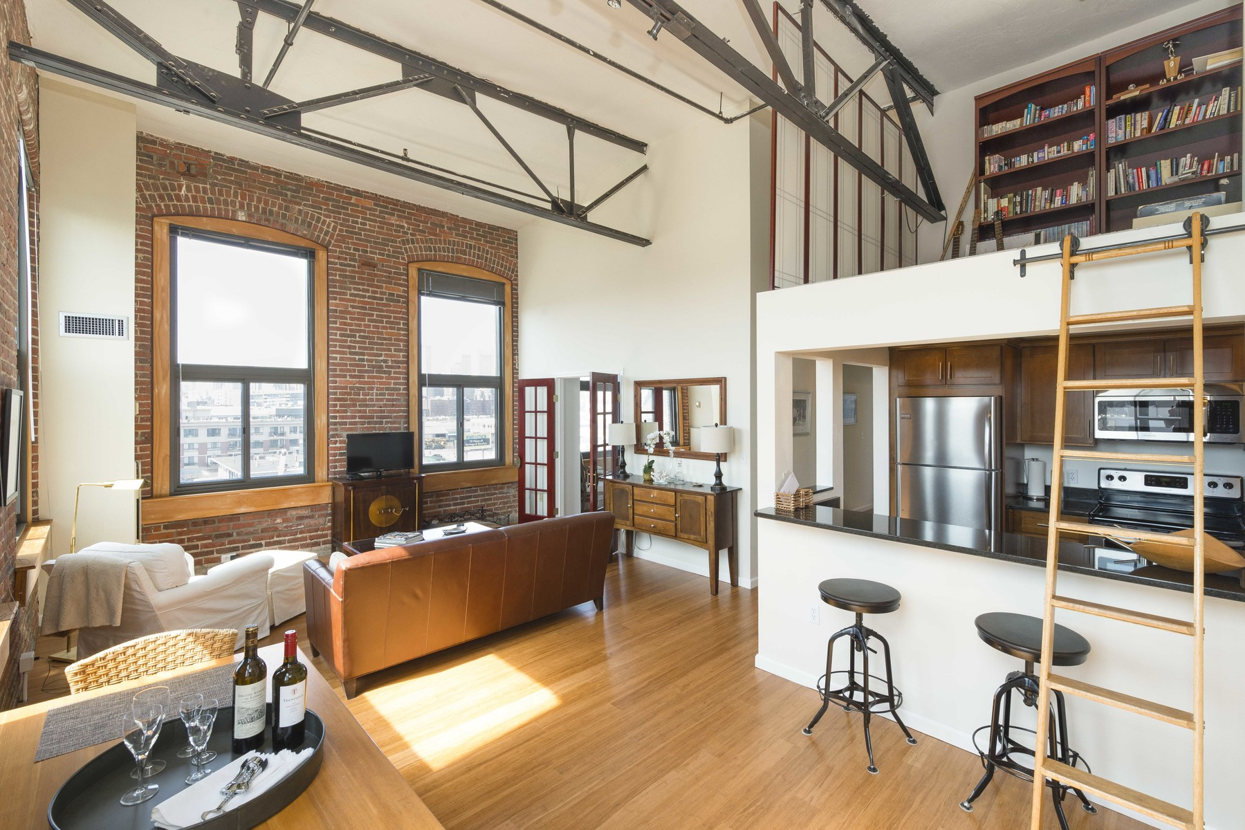Condominium for Sale at The Foundry 314-320 West Second Unit 505 Boston, Massachusetts, 02127 United States
