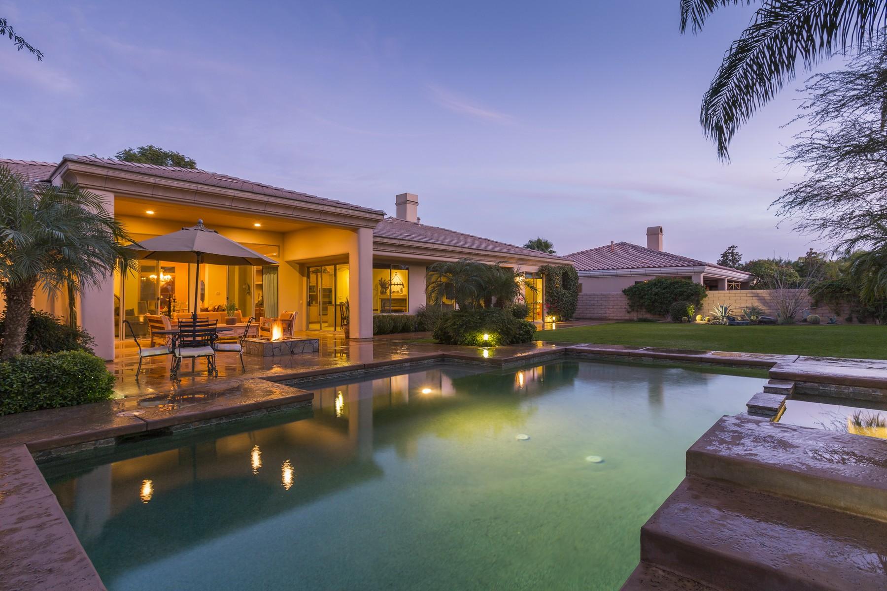 Single Family Home for Sale at 49475 Rancho La Merced La Quinta, California 92253 United States