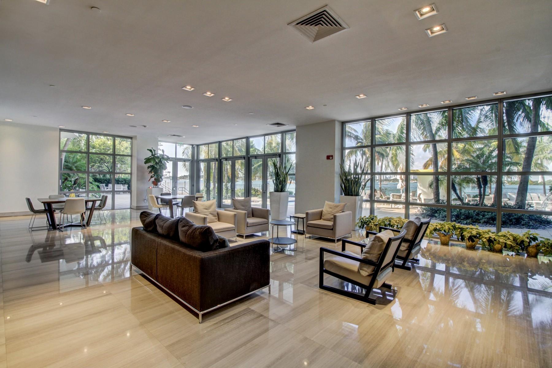 Condominium for Sale at 1330 West Ave #1110 Miami Beach, Florida 33313 United States