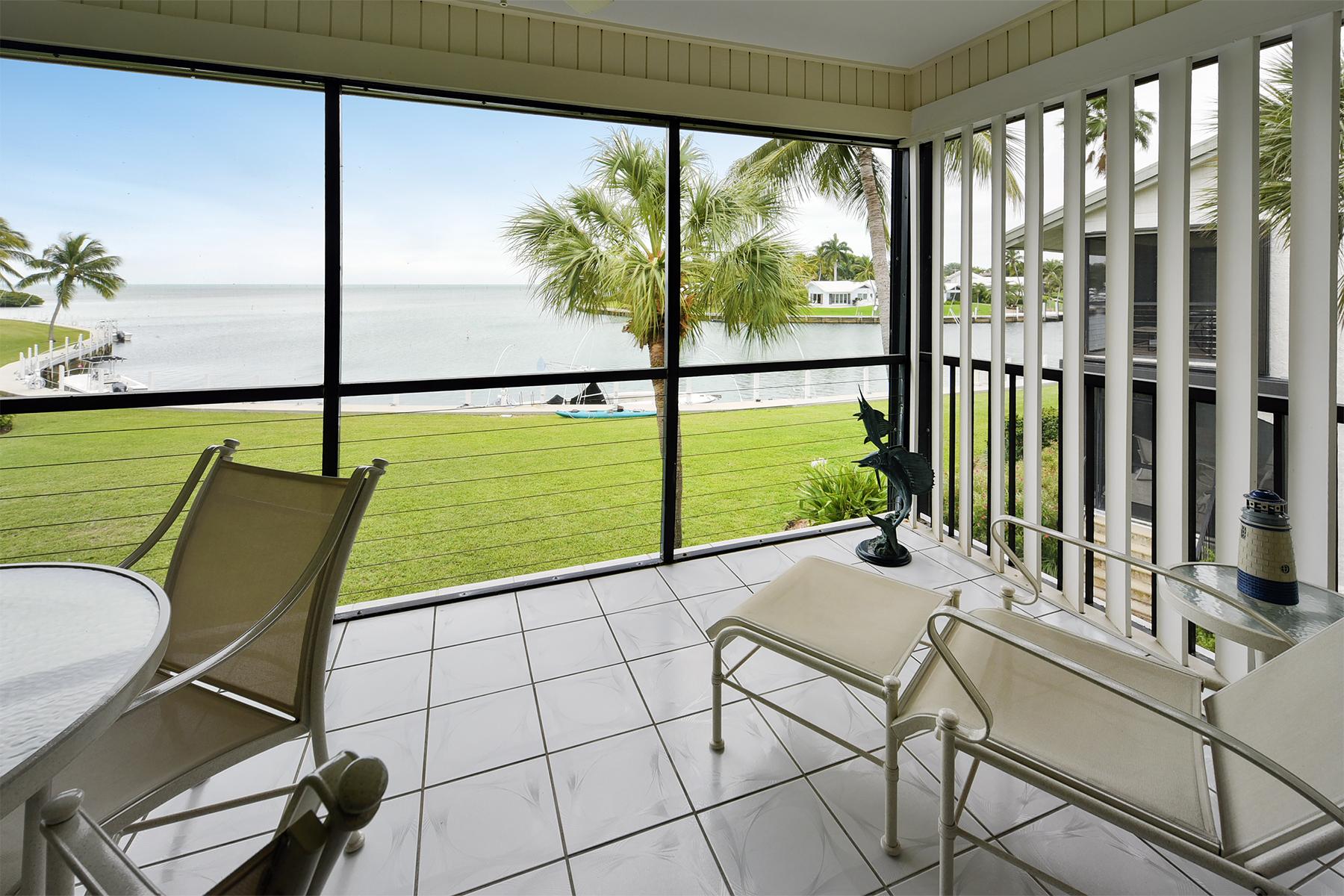 Condominium for Sale at Ocean Front Condominium Living at Ocean Reef 79 Snapper Lane, Unit B Ocean Reef Community, Key Largo, Florida, 33037 United States