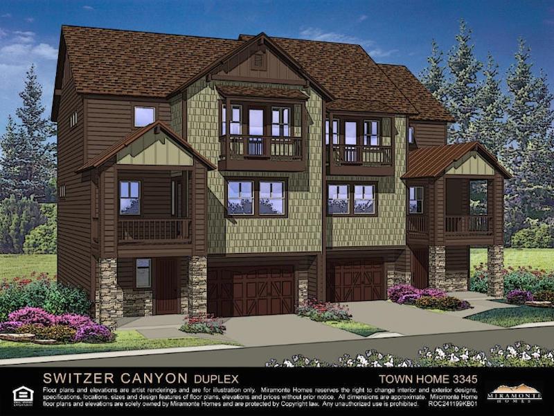 Maison de Ville pour l Vente à Enjoy Marvelous Mountain Views 367 N Moriah Lot 26 DR Flagstaff, Arizona 86001 États-Unis