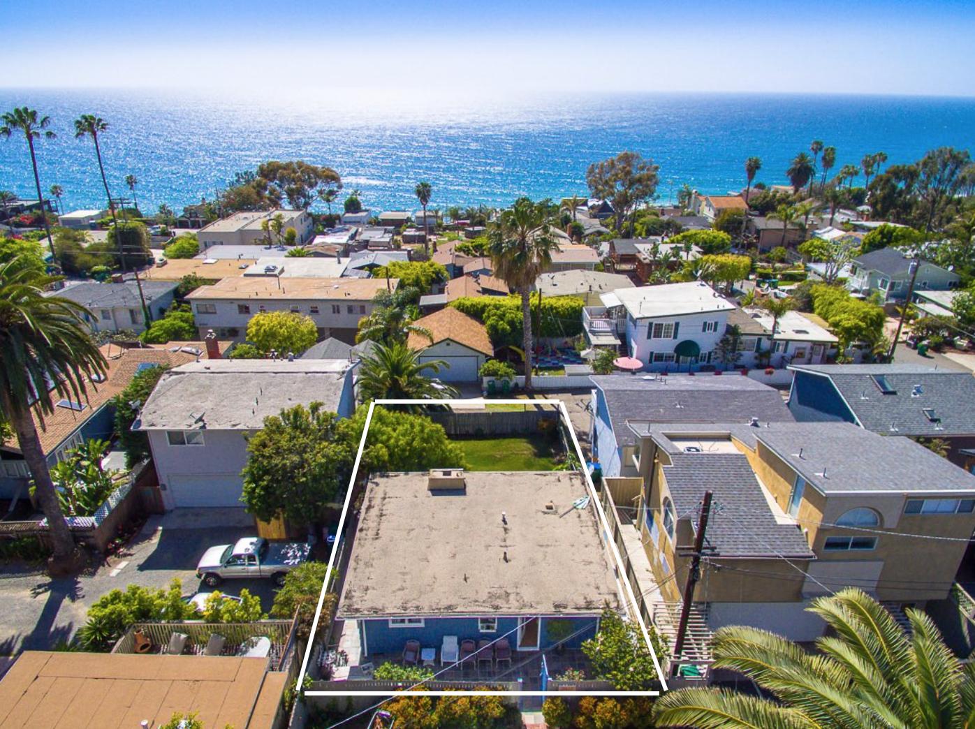 Tek Ailelik Ev için Satış at 31865 Seaview Street Laguna Beach, Kaliforniya, 92651 Amerika Birleşik Devletleri