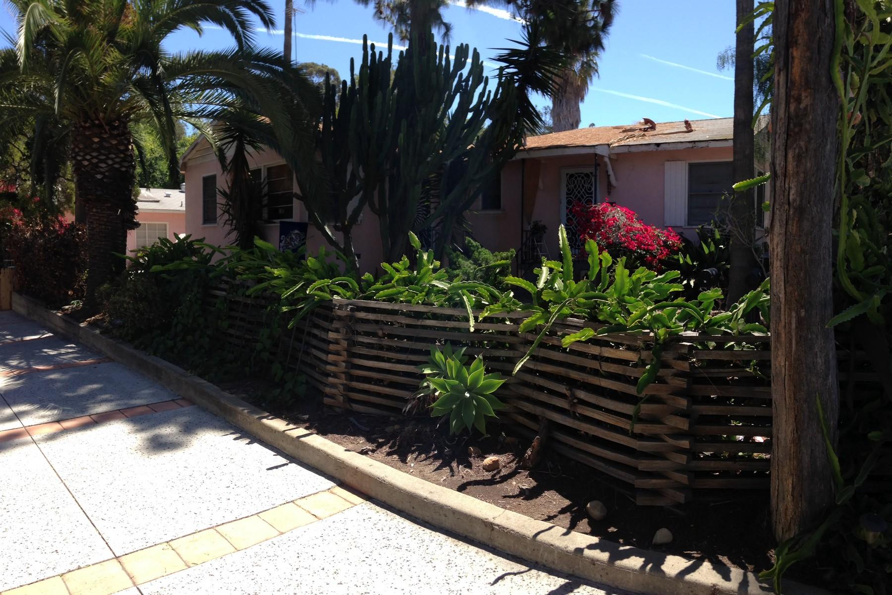 多戶家庭房屋 為 出售 在 2646-2650 Juan Street Old Town, San Diego, 加利福尼亞州, 92110 美國