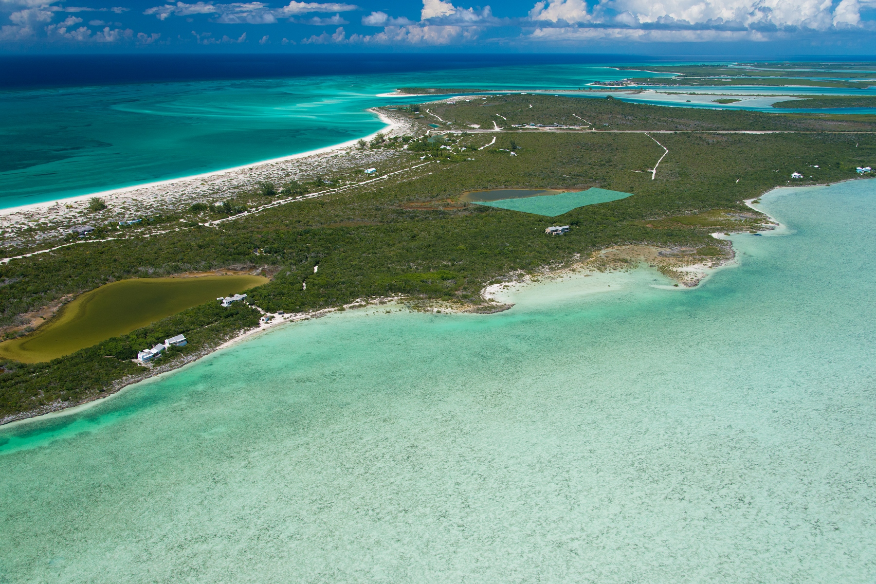 Land for Sale at Pine Cay Land Gardenview Pine Cay, Pine Cay TCI Turks And Caicos Islands