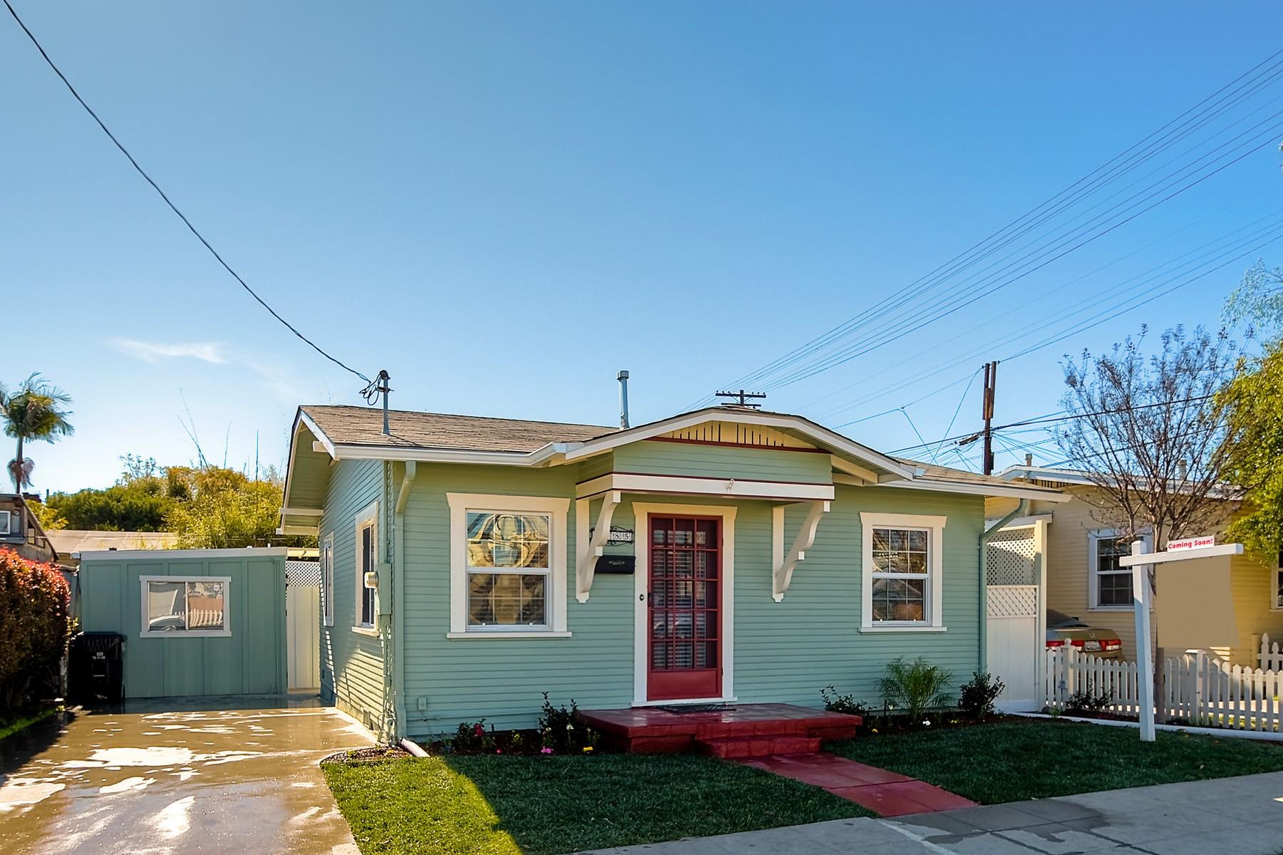 Casa para uma família para Venda às 3185 Polk Avenue San Diego, Califórnia, 92104 Estados Unidos