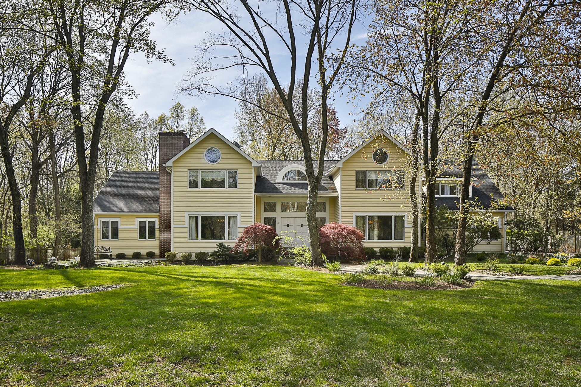 一戸建て のために 売買 アット A Grandly Scaled Home That's Very Livable - Lawrence Township 7 Benedek Road Princeton, ニュージャージー 08540 アメリカ合衆国