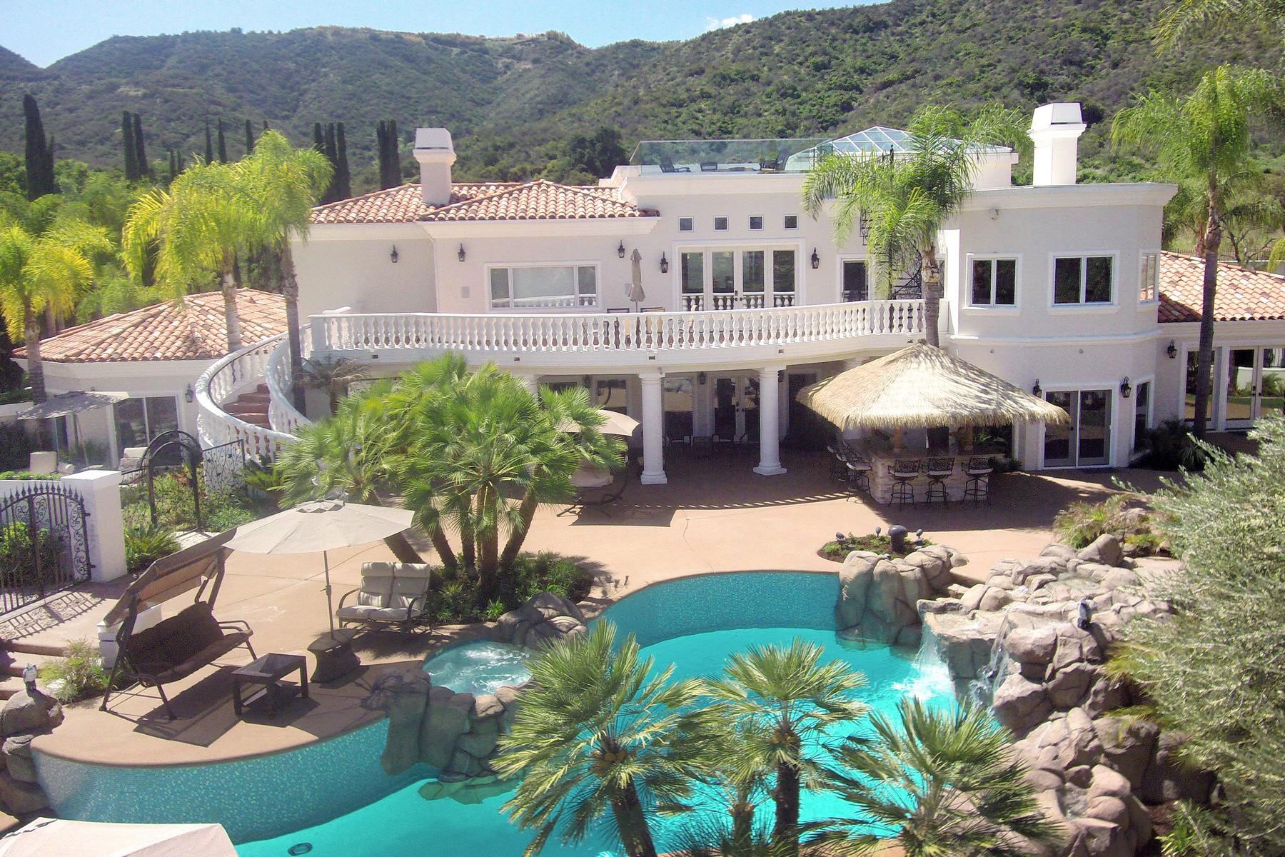 Maison unifamiliale pour l Vente à 22168 Eagles Nest Court Murrieta, Californie 92652 États-Unis