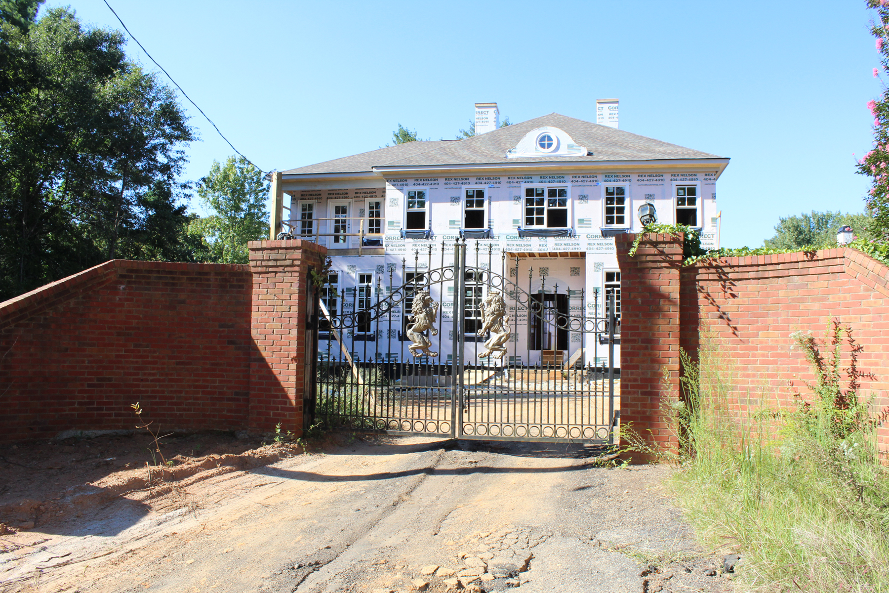 Property For Sale at New Gated One Acre Estate