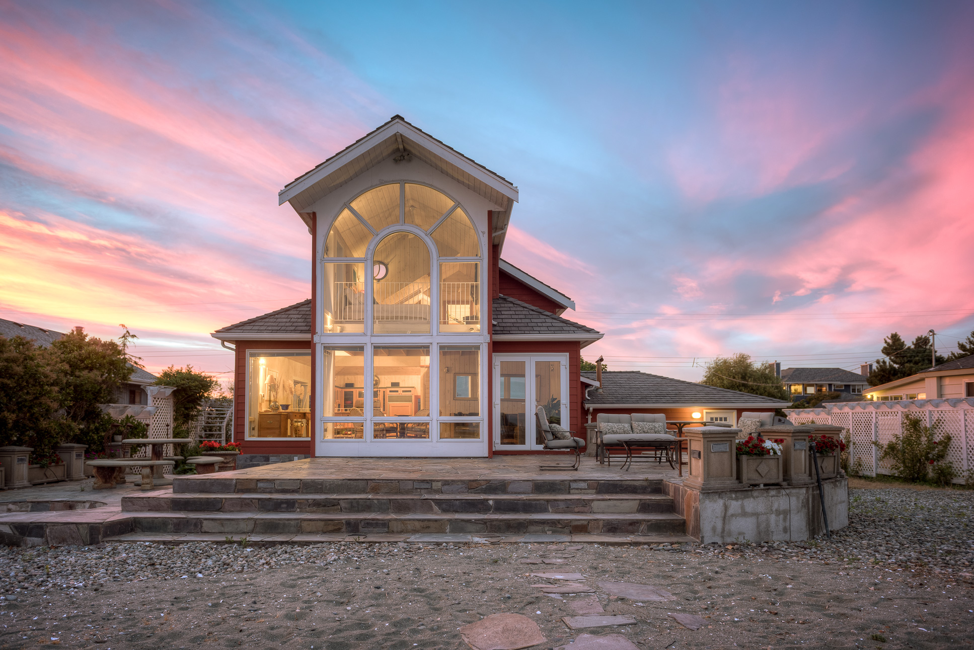 Property For Sale at Point Roberts Beach House