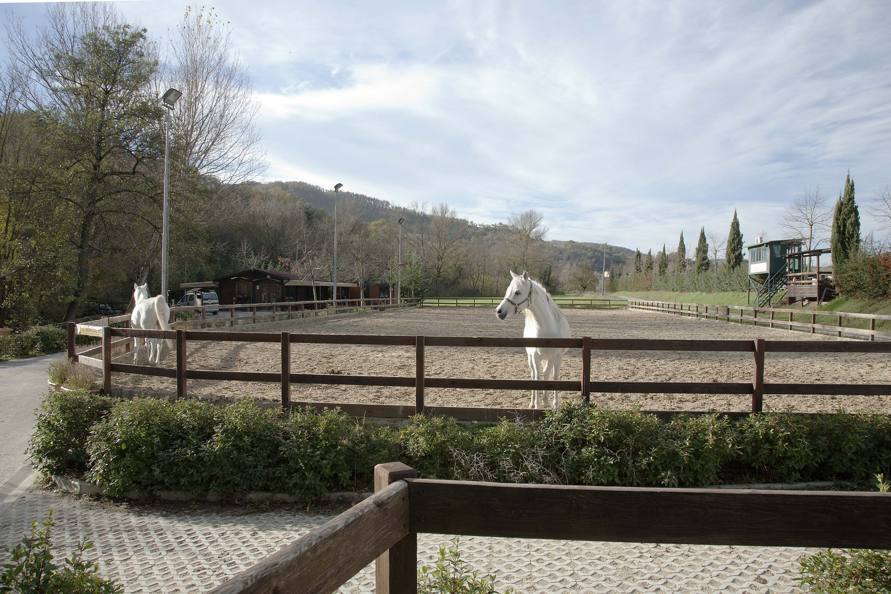 Additional photo for property listing at Charming Golf Club with equestrian center and Spa Vocabolo Caldese Citta Di Castello, Perugia 61026 Italien