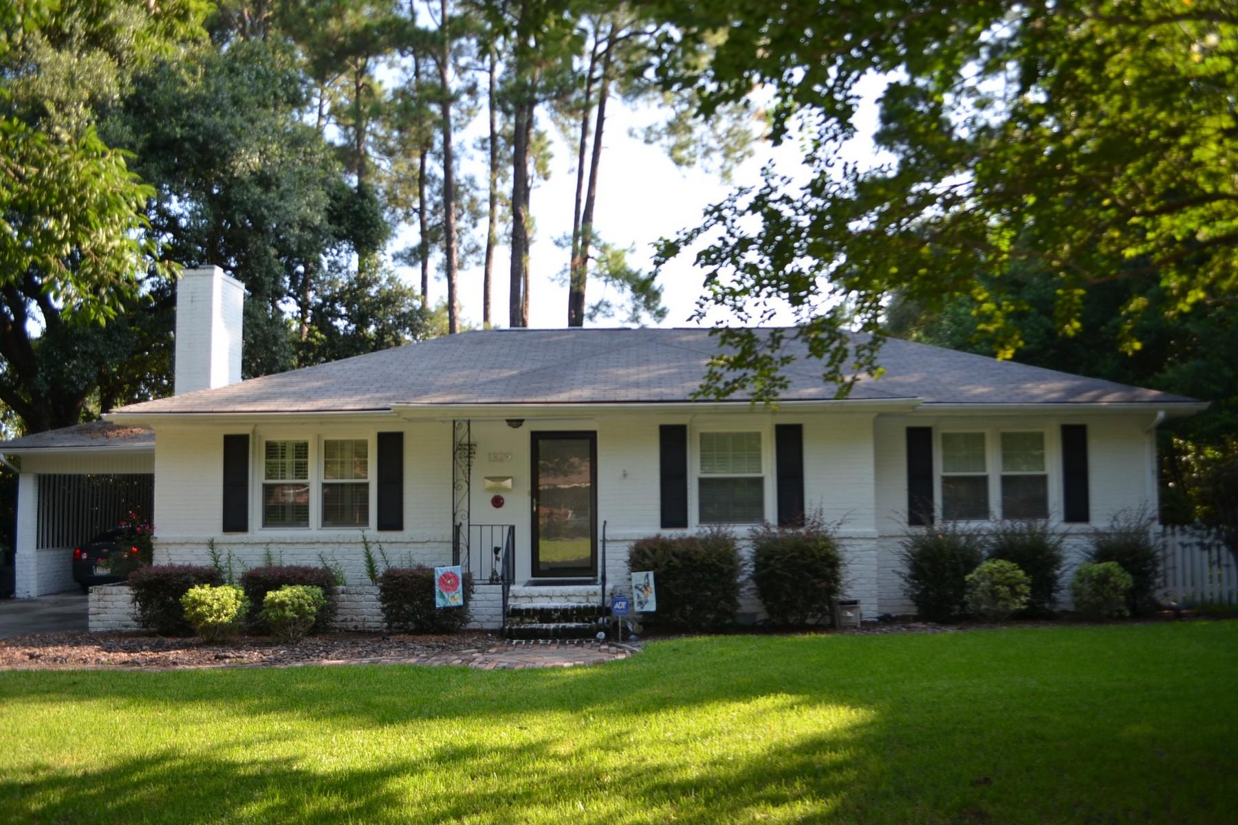 Single Family Home for Sale at Fairway Oaks 1329 Brightwood Drive Fairway Oaks, Savannah, Georgia 31406 United States