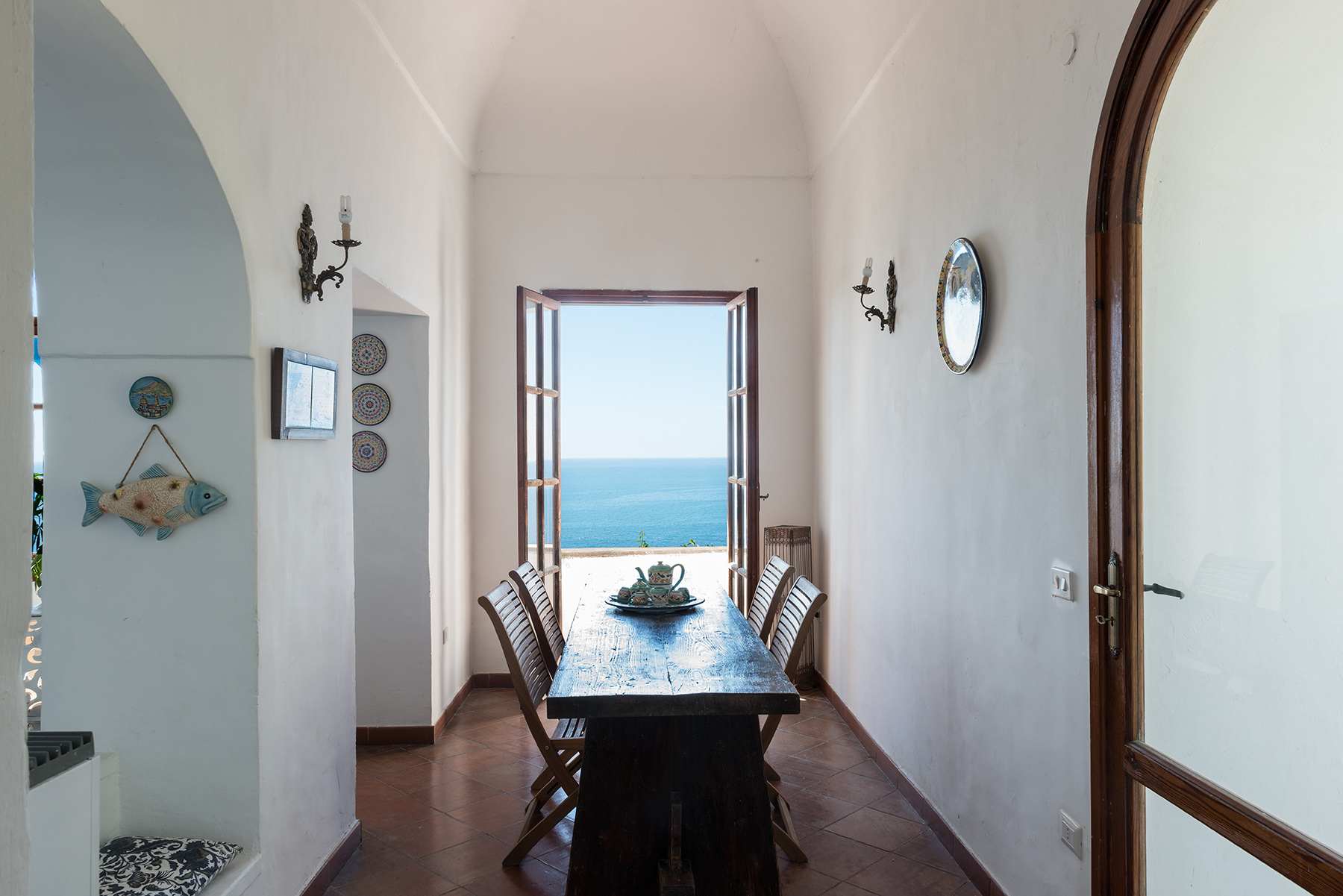 Additional photo for property listing at Historic property in the center of Positano Positano, Salerno Italie