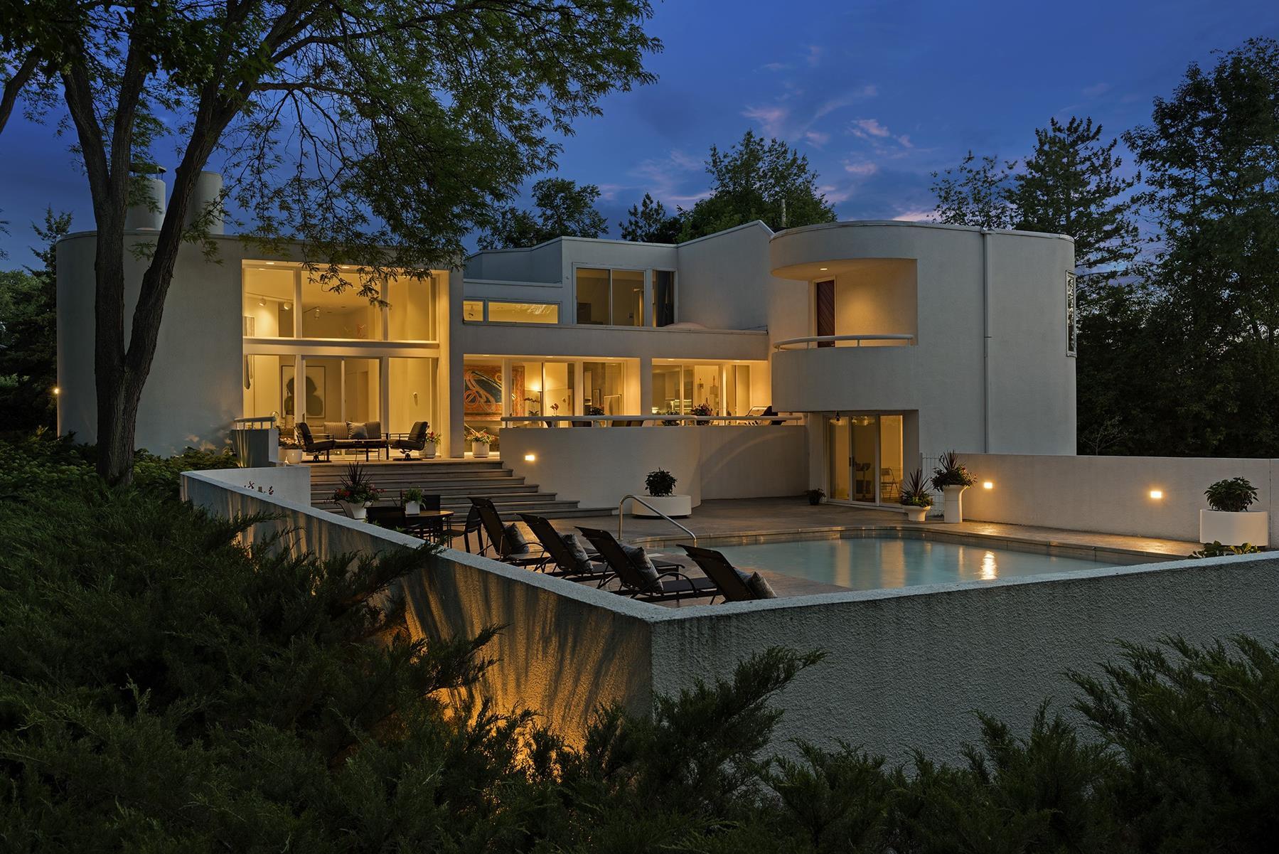 Maison unifamiliale pour l Vente à 18 Merilane Ave 18 Merilane Avenue Edina, Minnesota, 55436 États-Unis