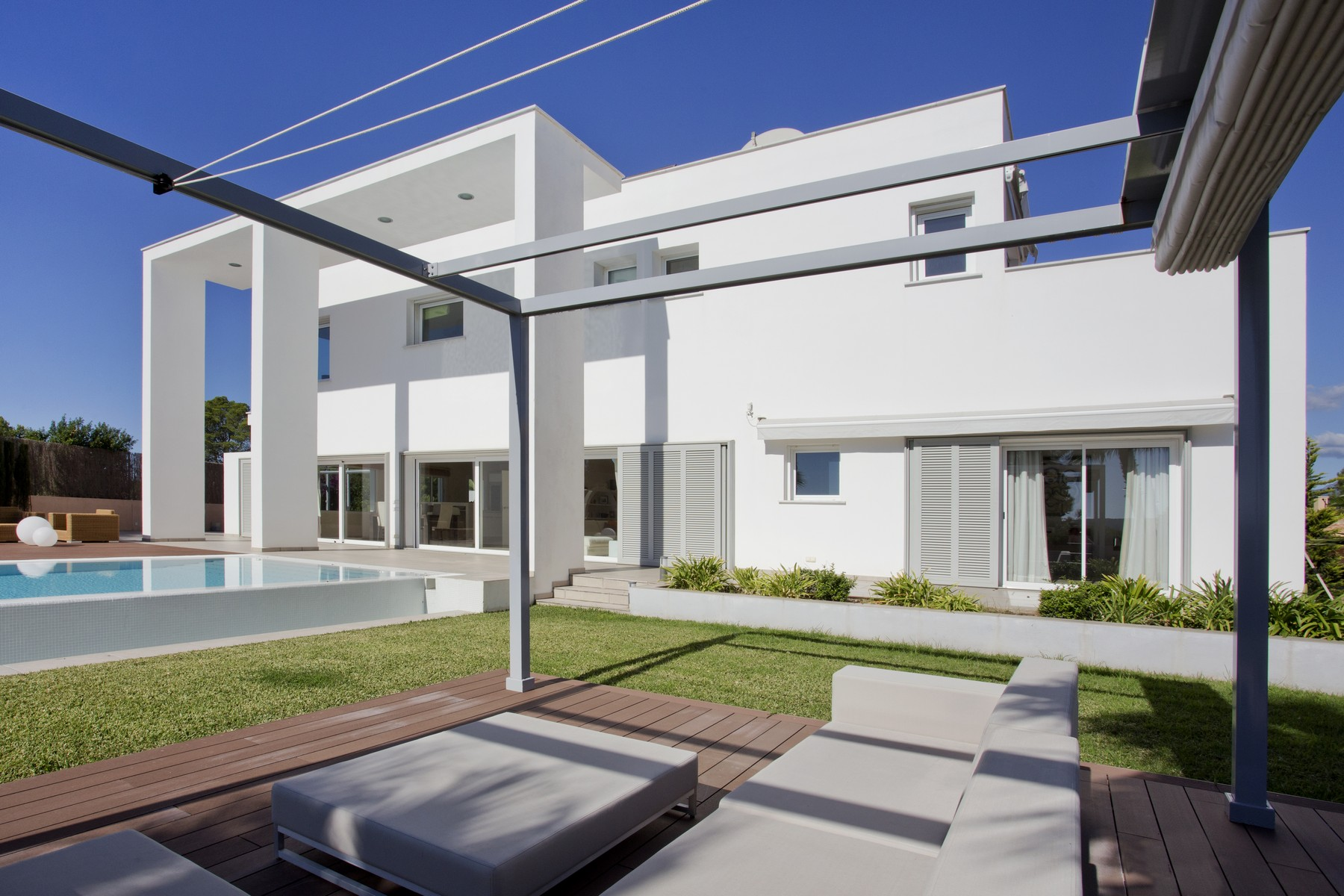 Property Of Modern villa with lovely views in Santa Ponsa
