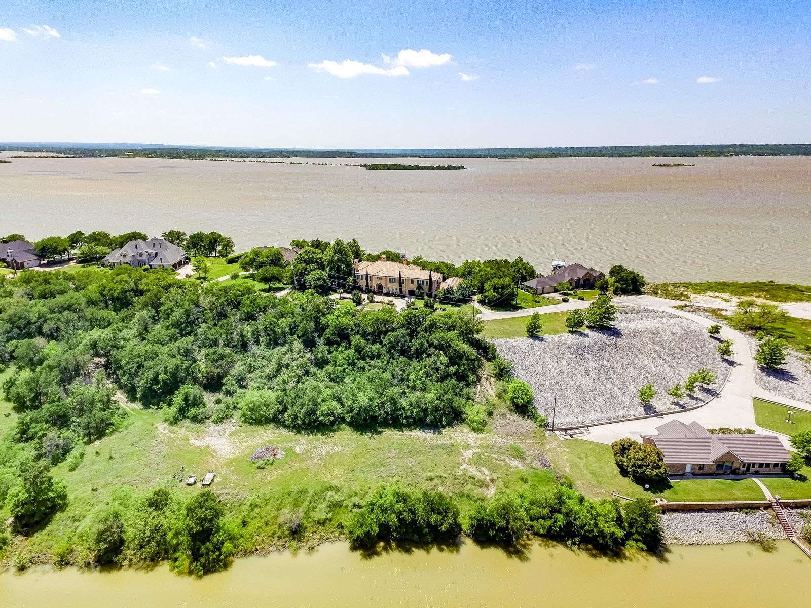 sales property at 2 Acre Lake Lot on Lake Bridgeport