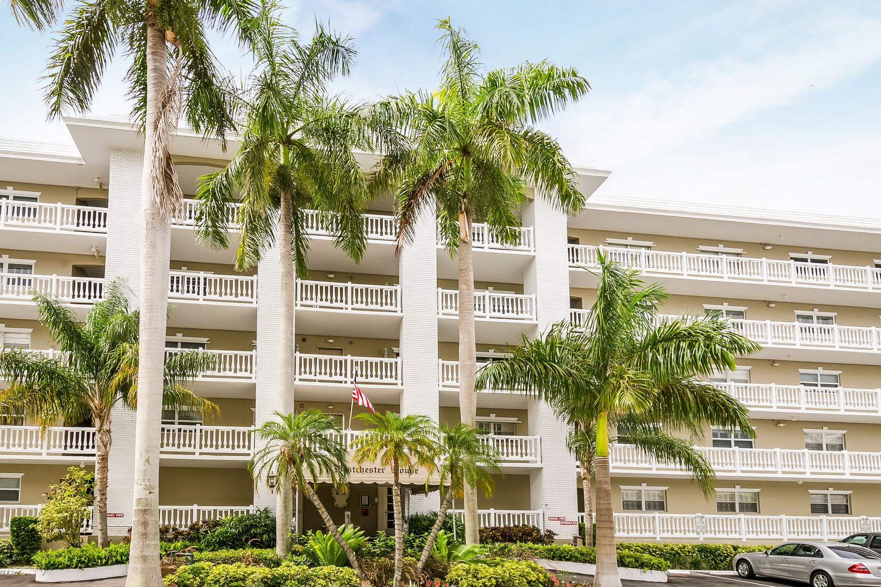 Appartement en copropriété pour l Vente à 3080 NE 47 CT Unit #208 Fort Lauderdale, Florida 33308 États-Unis