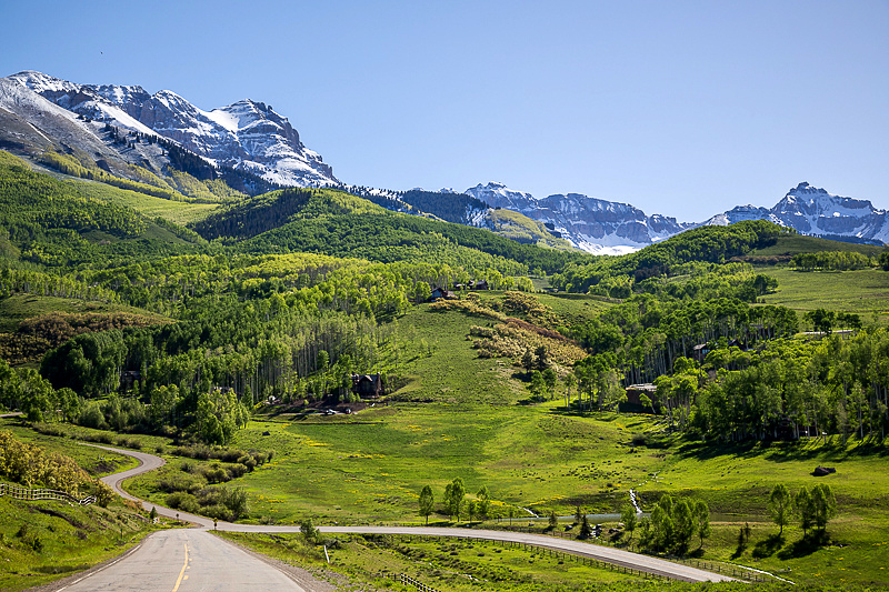 Land for Sale at TBD Lot 6 Aguirre 6 Telluride, Colorado 81435 United States