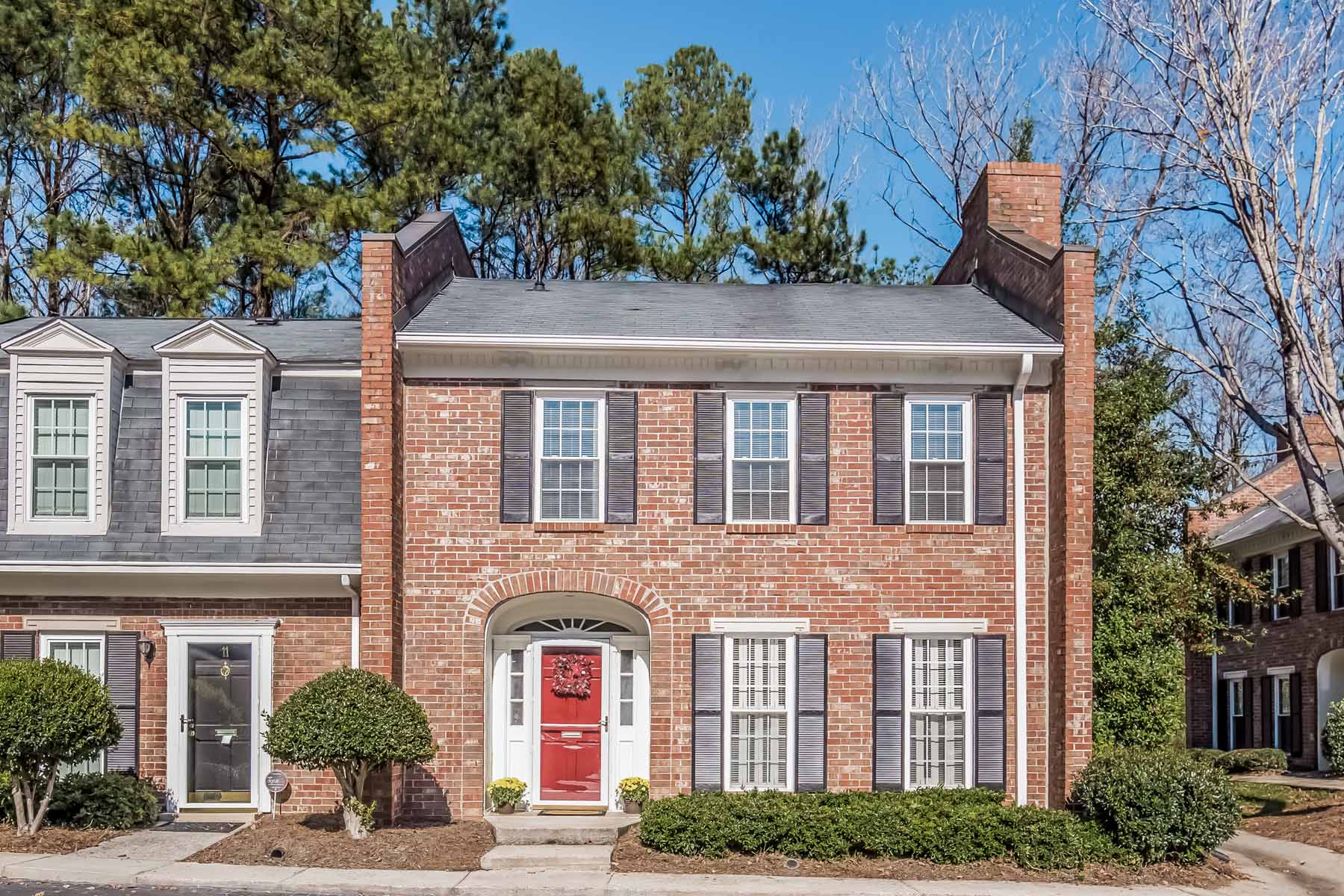 Property For Sale at Renovated Buckhead Townhome