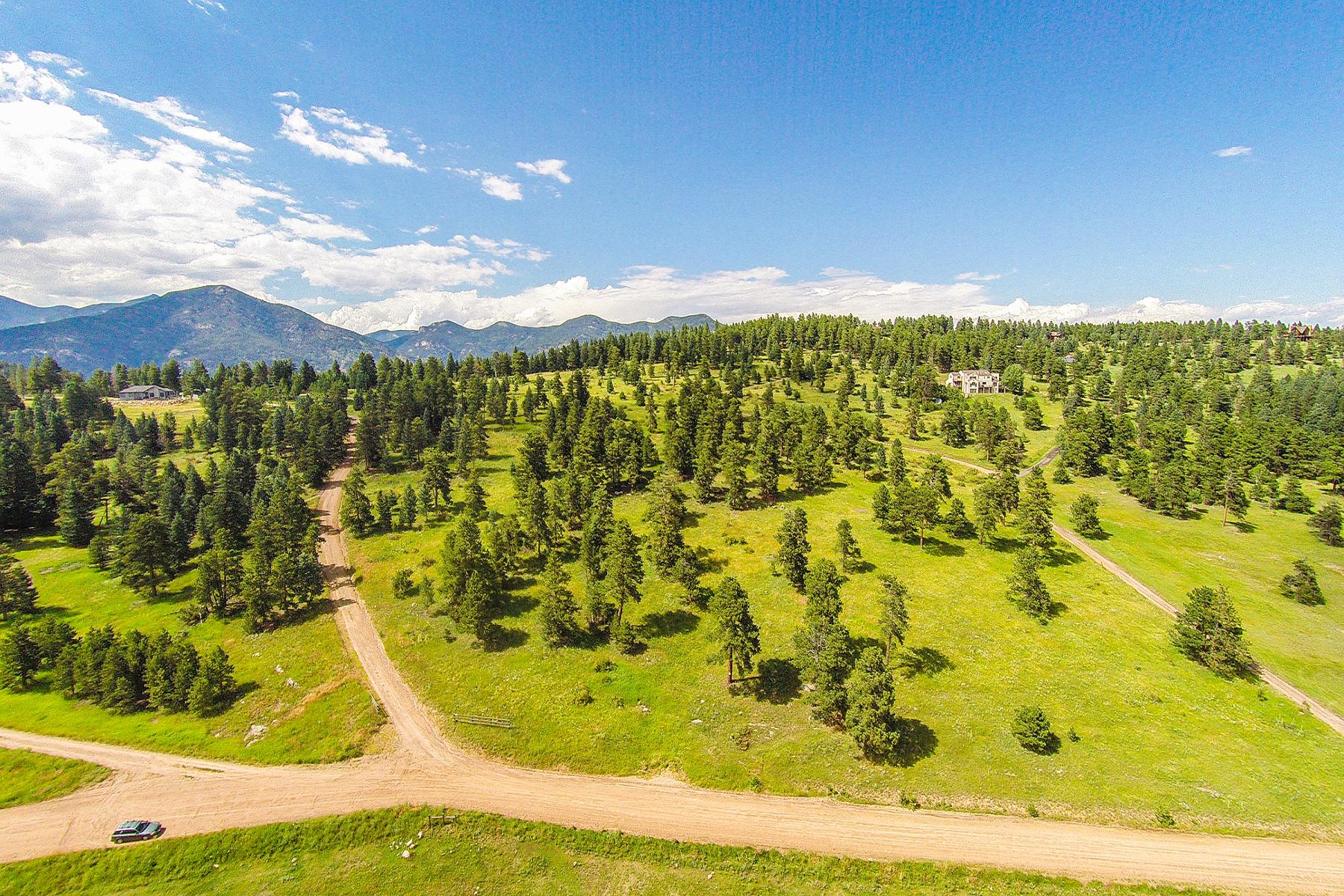 Земля для того Продажа на Double N Ranch 039707 Evergreen Evergreen, Колорадо 80439 Соединенные Штаты