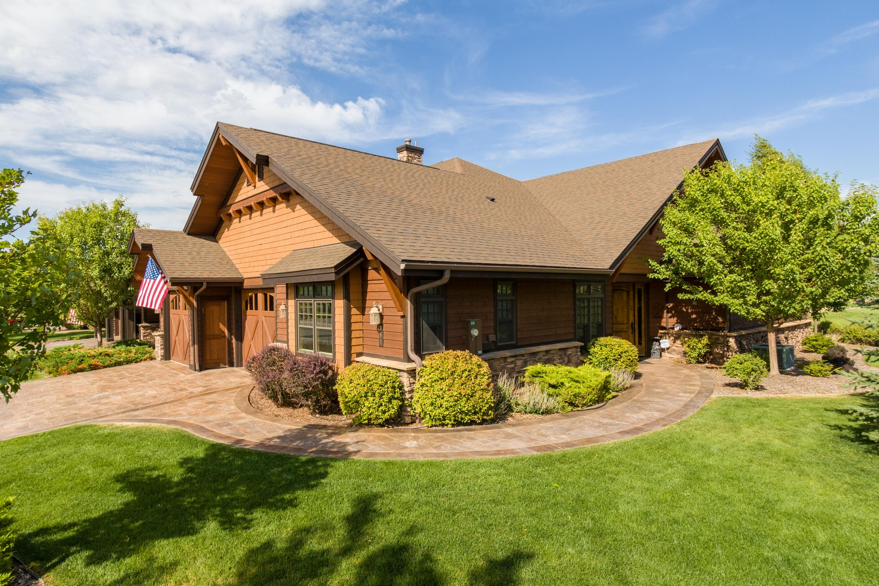 Residência urbana para Venda às Teal @ Harbor Village 364 Eagle Bend Drive Bigfork, Montana 59911 Estados Unidos