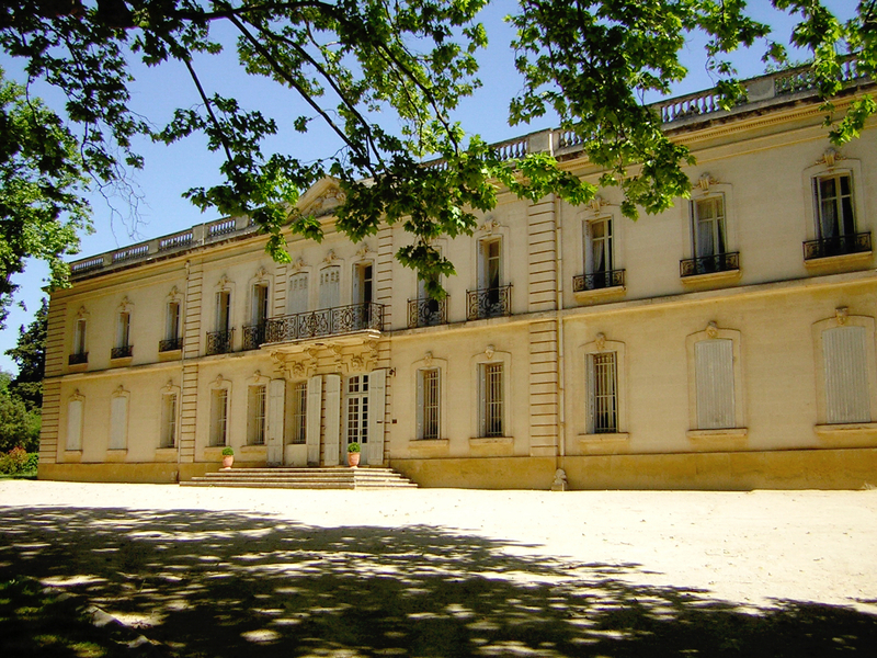 Property Of Magnificent 17th Century Chateau
