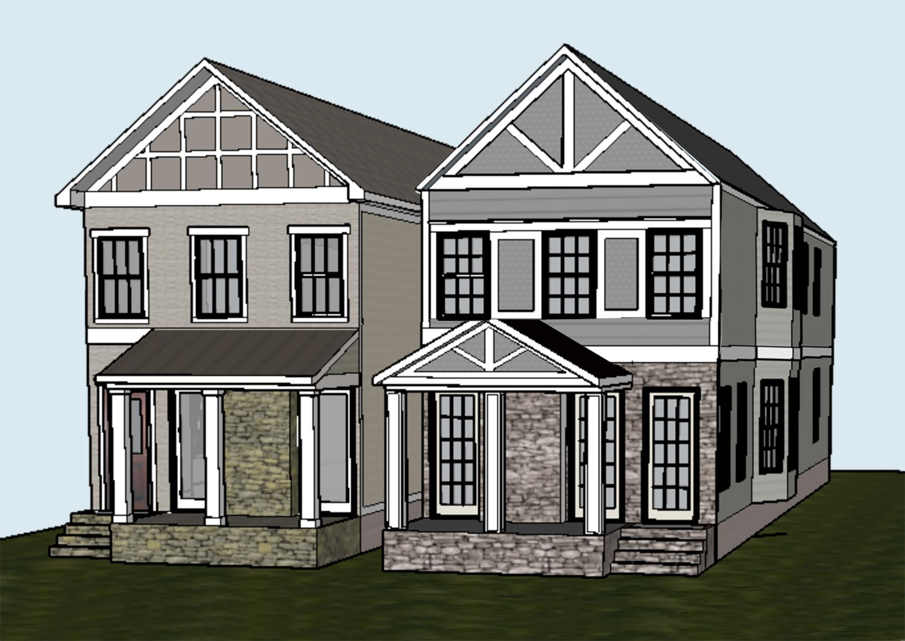 단독 가정 주택 용 매매 에 Wonderful Home in 12th South 1814A Elliott Avenue Nashville, 테네시 37203 미국