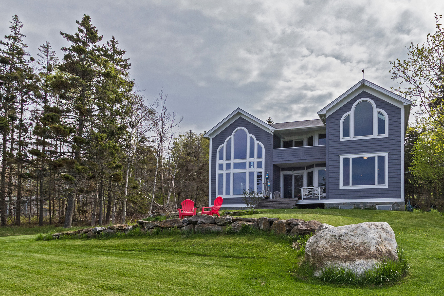 Casa Unifamiliar por un Venta en 4 Rose Way Bristol, Maine, 04554 Estados Unidos