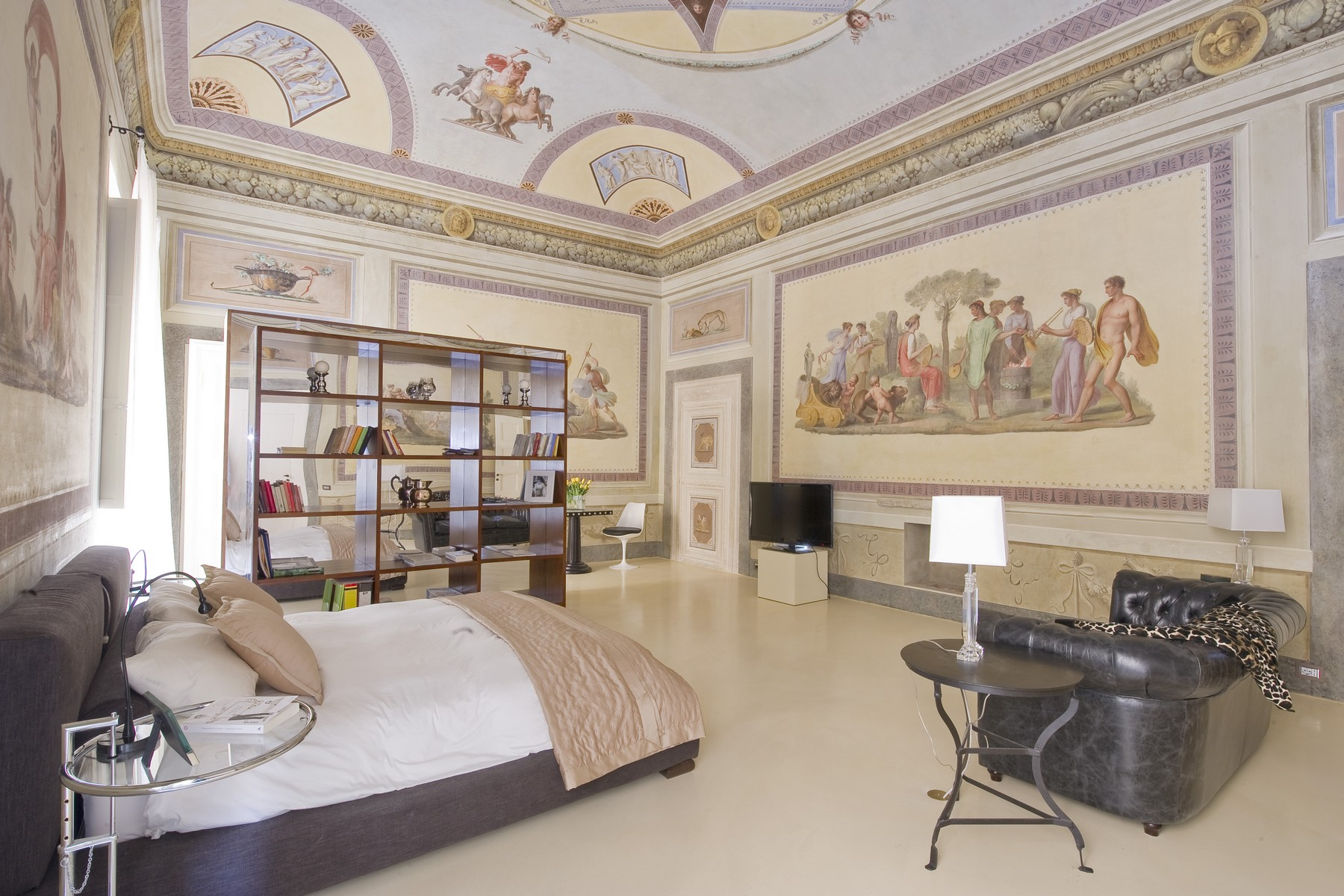 Apartment for Sale at Historic Opera Apartment in the heart of Florence Via de' Benci Firenze, Florence 50122 Italy