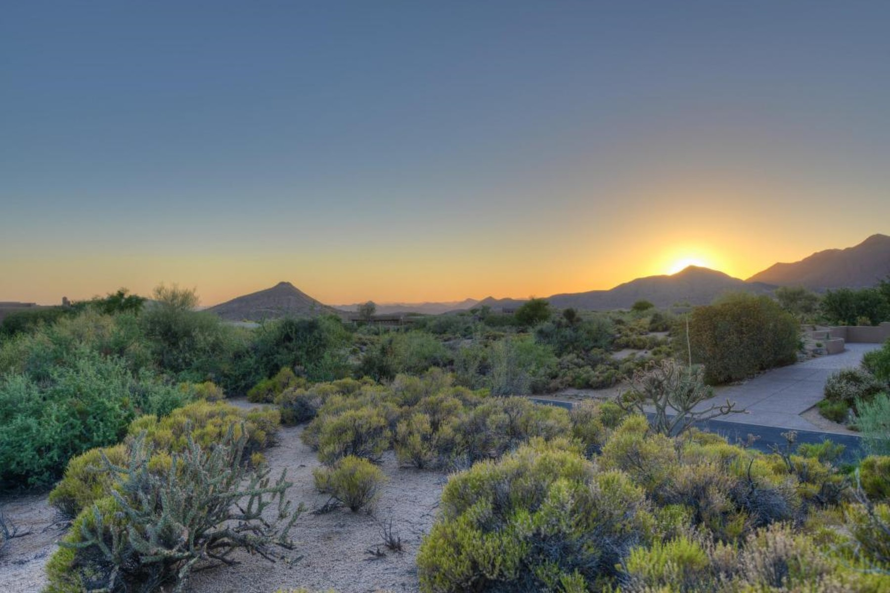 Land for Sale at Panoramic sunset, city lights and mountain views. 40089 N 107TH ST 161 Scottsdale, Arizona 85262 United States