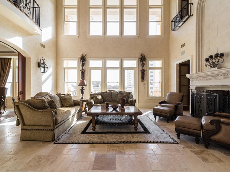 Condominium for Sale at A Tuscan Buckhead Penthouse Masterpiece 2500 Peachtree Road NW #701S Atlanta, Georgia 30305 United States