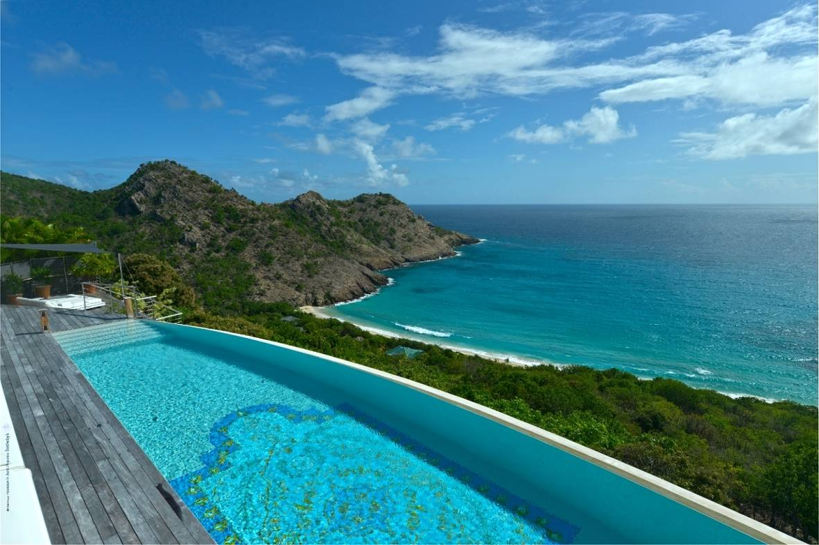 Single Family Home for Sale at Villas Gouverneur Views Gouverneur, Cities In St. Barthelemy, 97133 St. Barthelemy