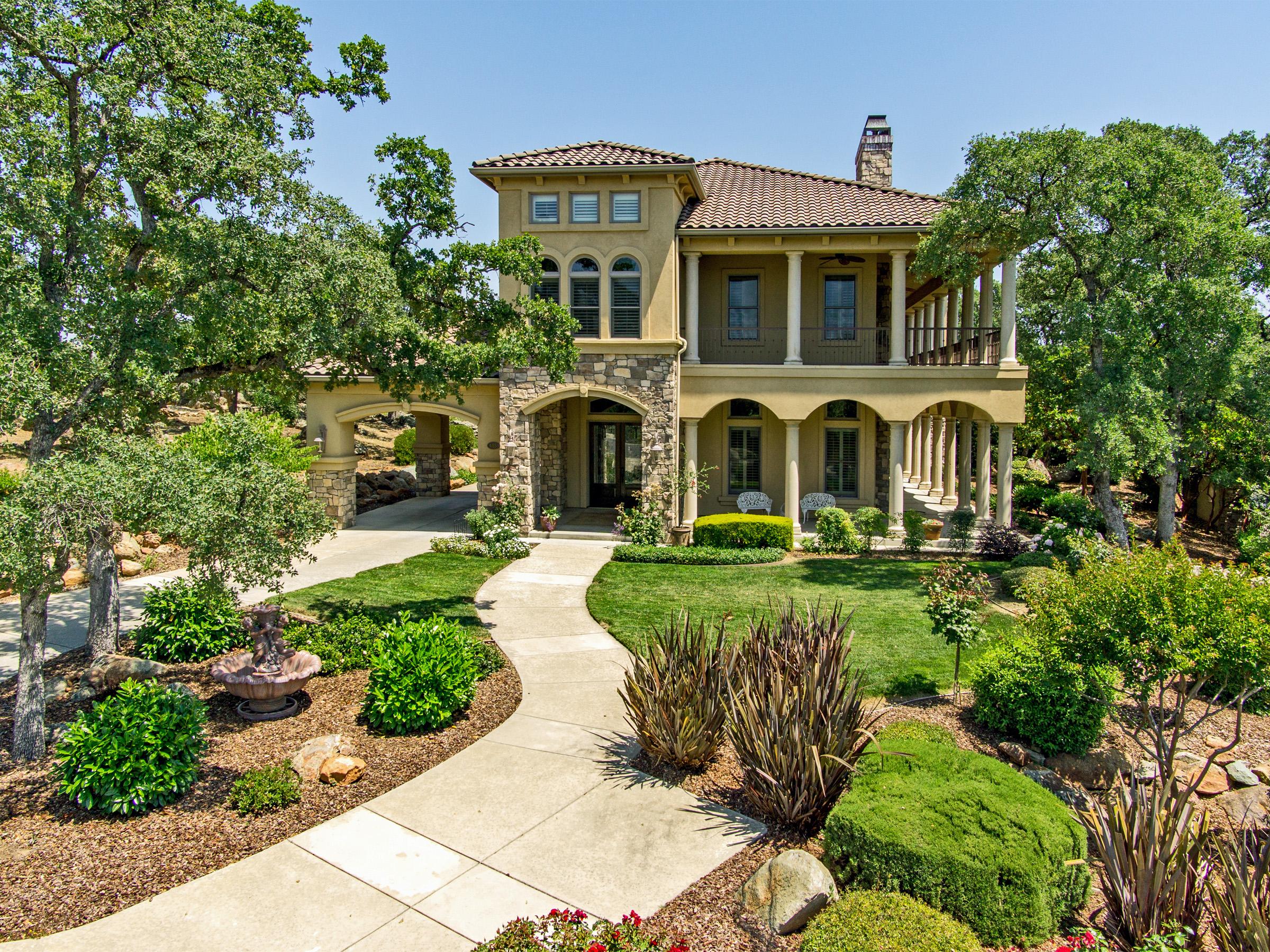 Casa Unifamiliar por un Venta en Powers 185 Powers Dr El Dorado Hills, California 95762 Estados Unidos