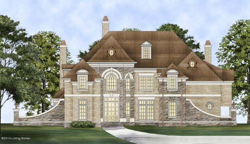 Single Family Home for Sale at 3007 Glenview Park Way (Proposed) Louisville, Kentucky 40222 United States