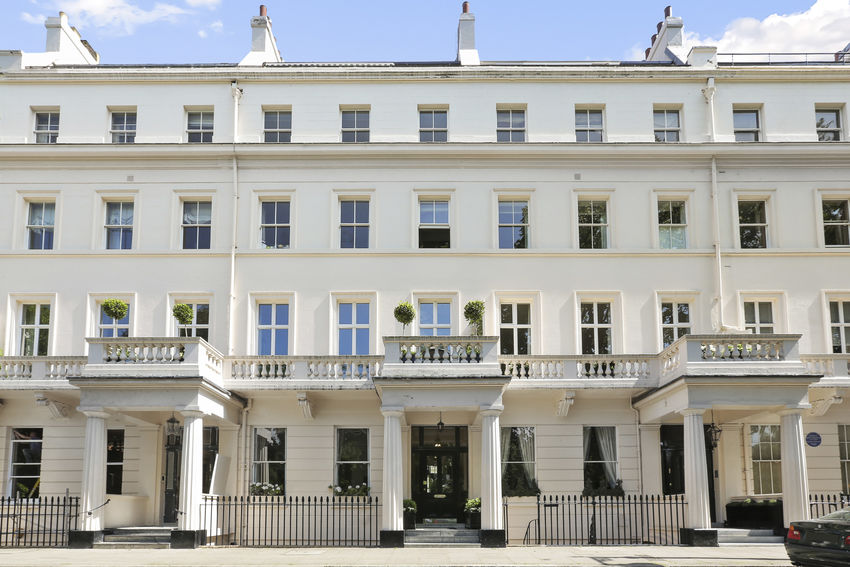 Appartement pour l Vente à Eaton Square London, Angleterre, Royaume-Uni